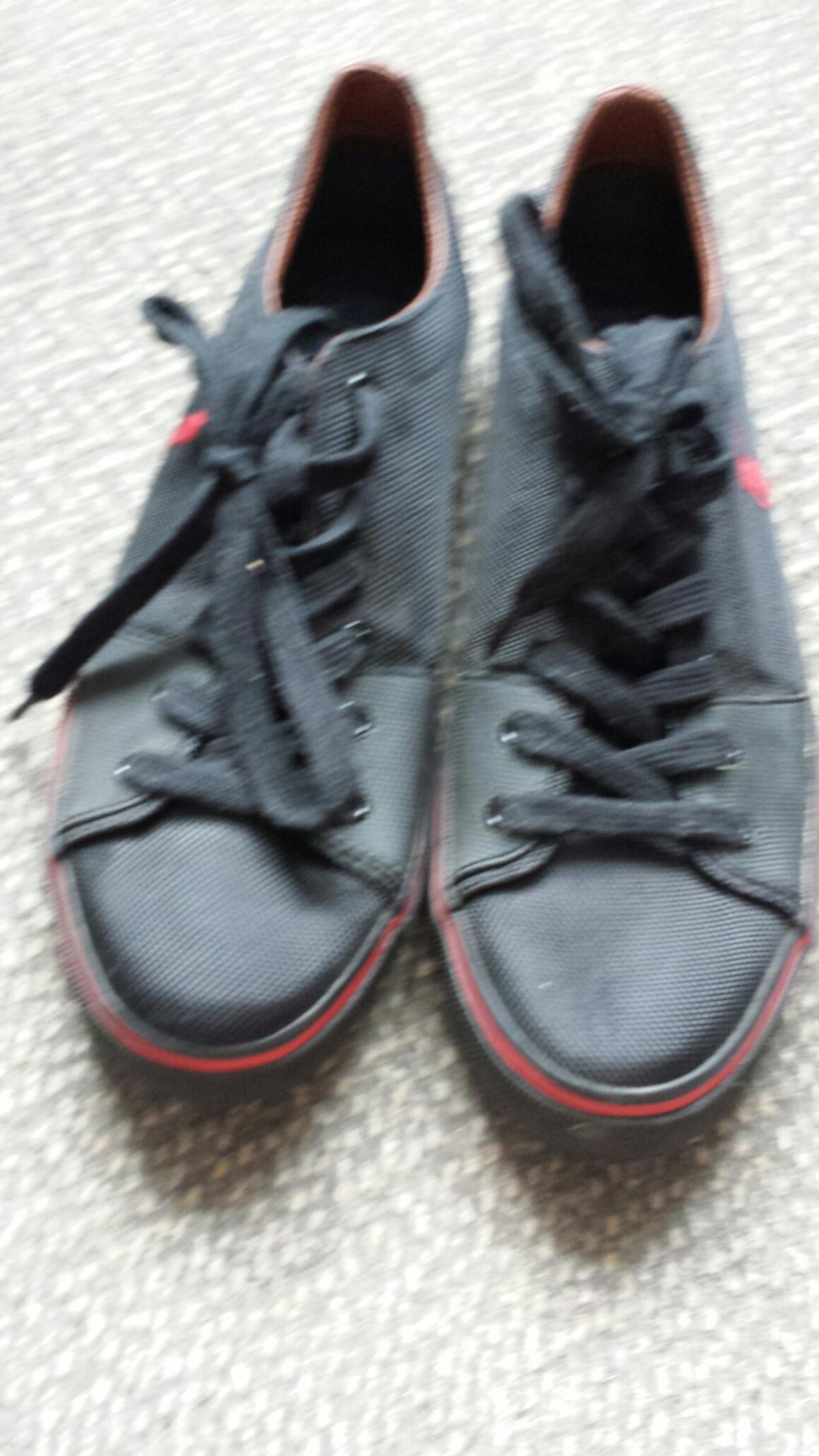 Ralph Lauren Polo sneaker/shoe size 43. Hardly worn, cost £110, Bargain at £30