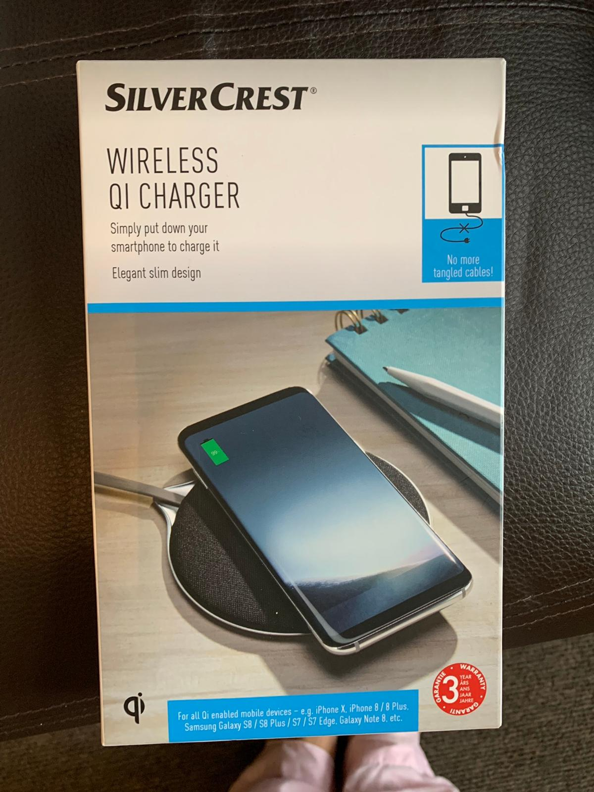 Wireless charger new in BD4 Bradford