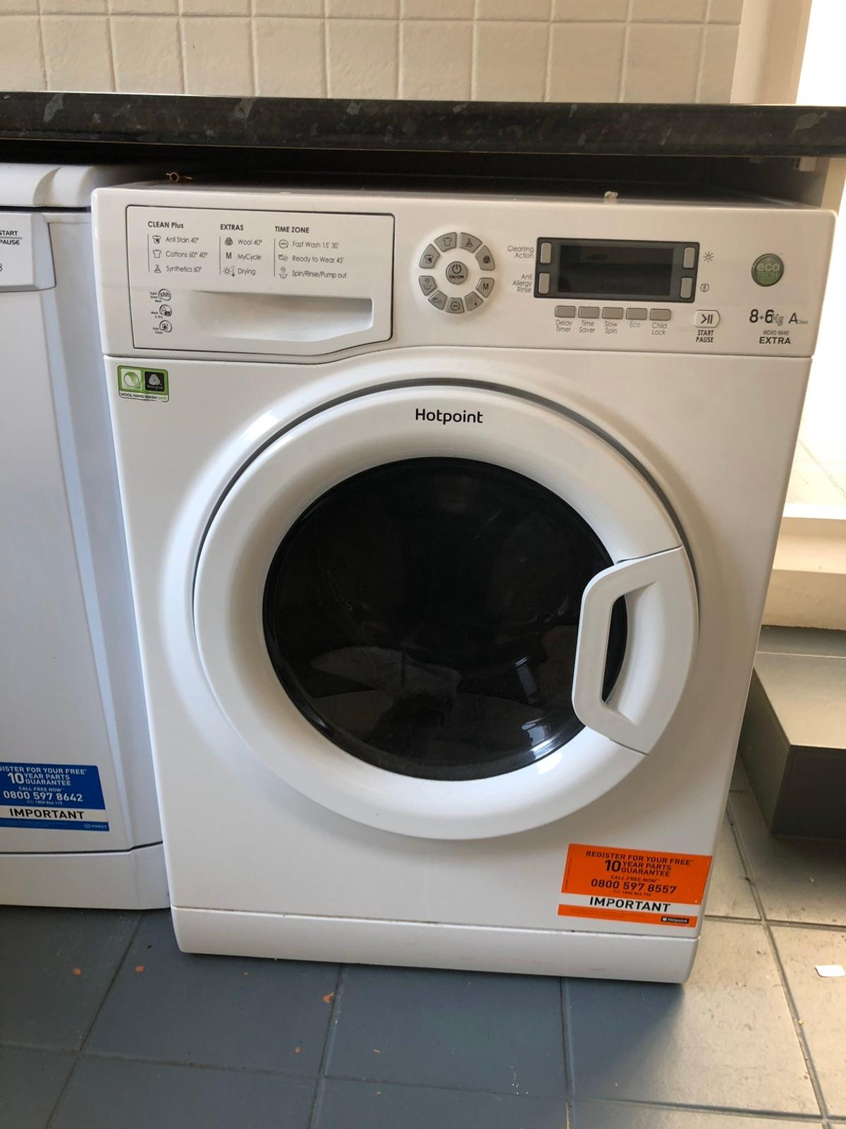 Hotpoint Washer Dryer In White Wdxd8640p In En2 London For 75 00 For Sale Shpock