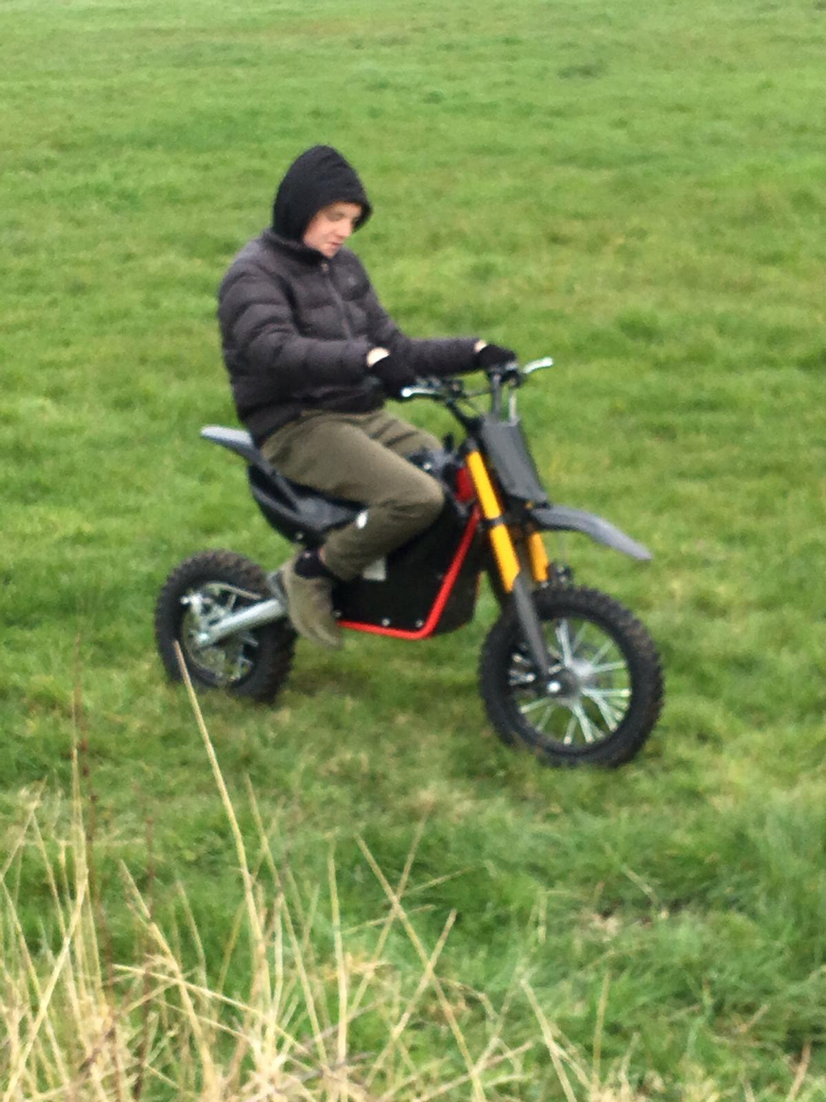 Electric Dirt Bike 1200w 48v In M28 Wigan For 550 00 For Sale Shpock