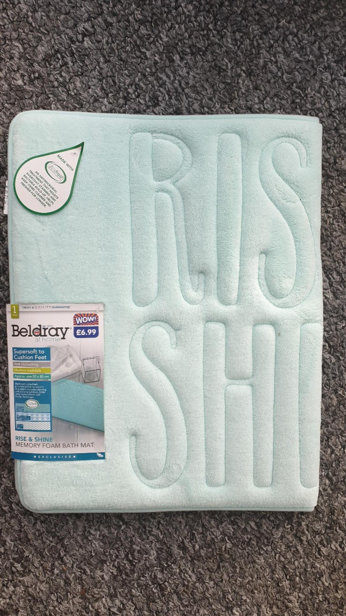 Blue Rise And Shine Bath Mat In Nn9 Wellingborough For 3 00 For Sale Shpock
