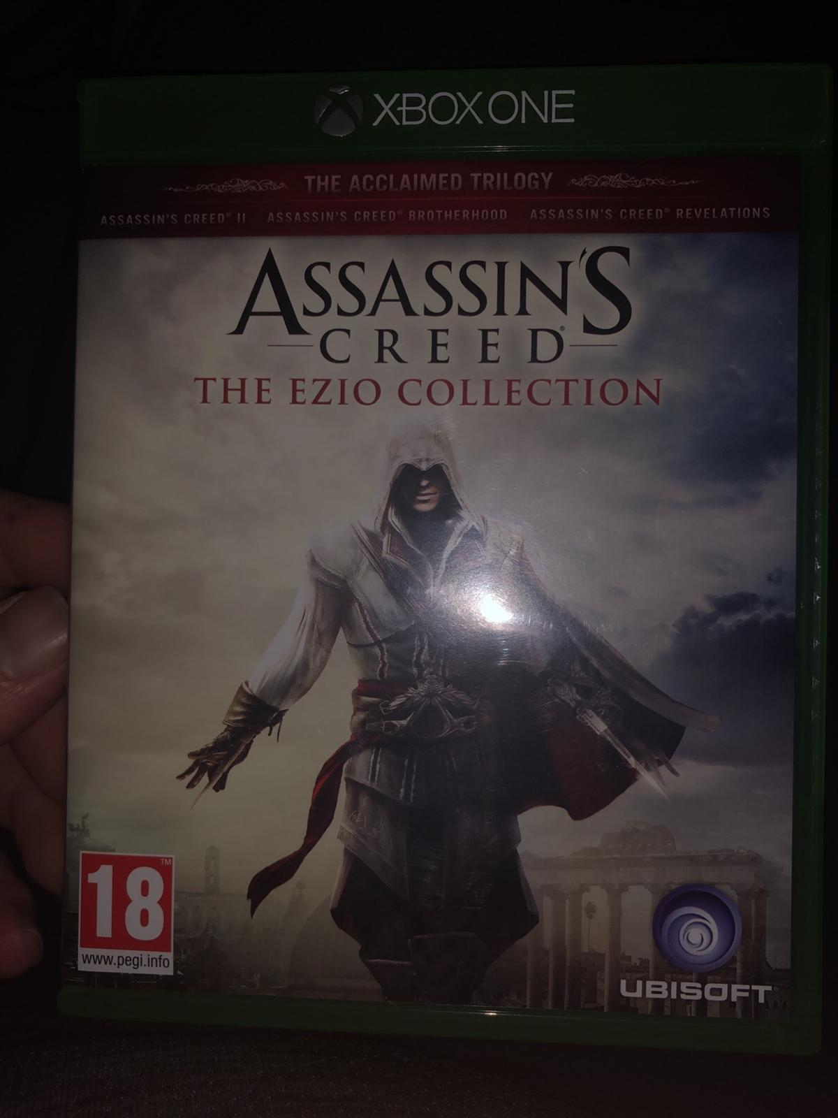 Assassins Creed Ezio Collection Xbox One In For 10 00 For Sale