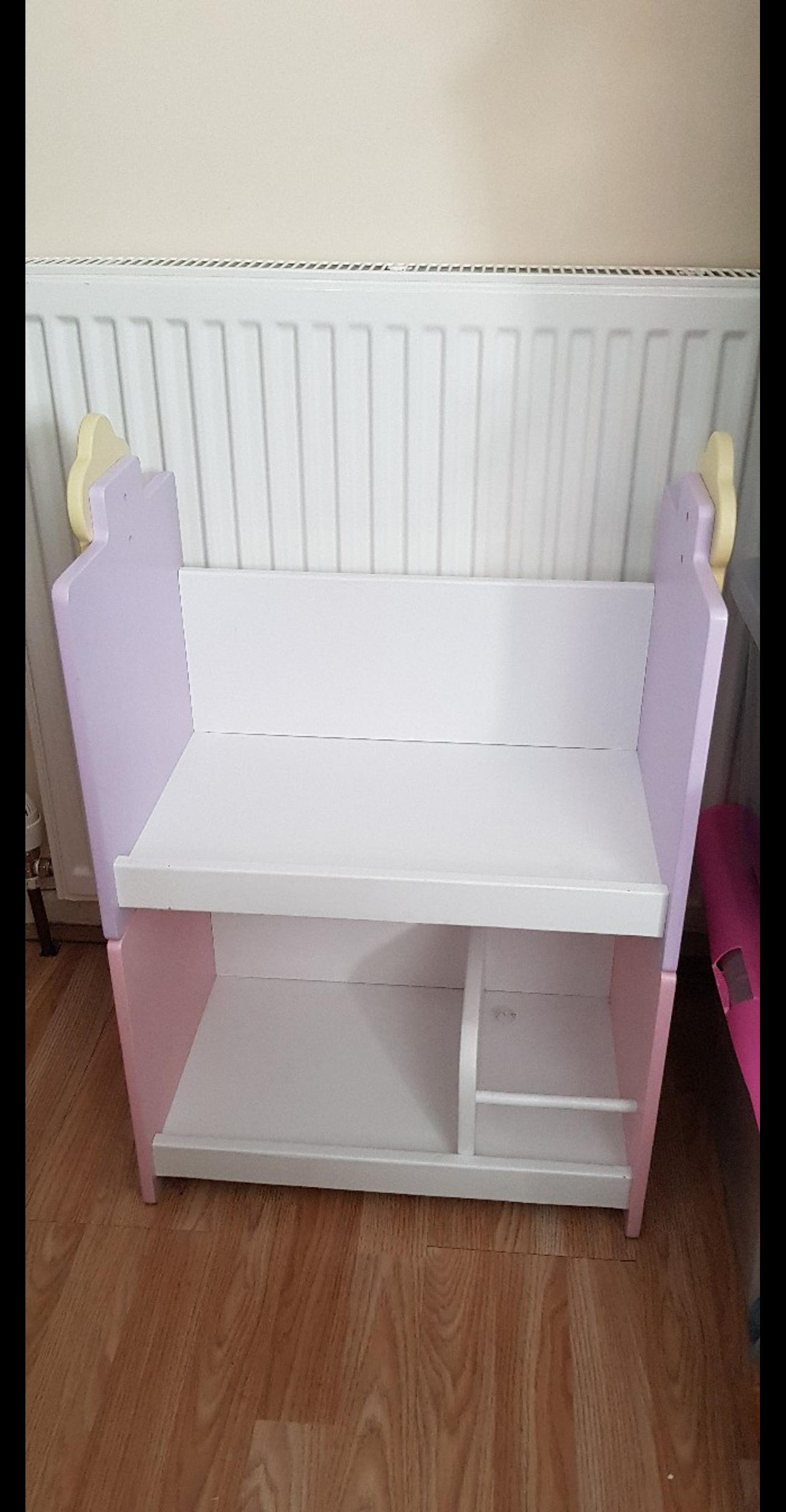 Girls Childrens Bookcase Book Shelf In B69 Sandwell For