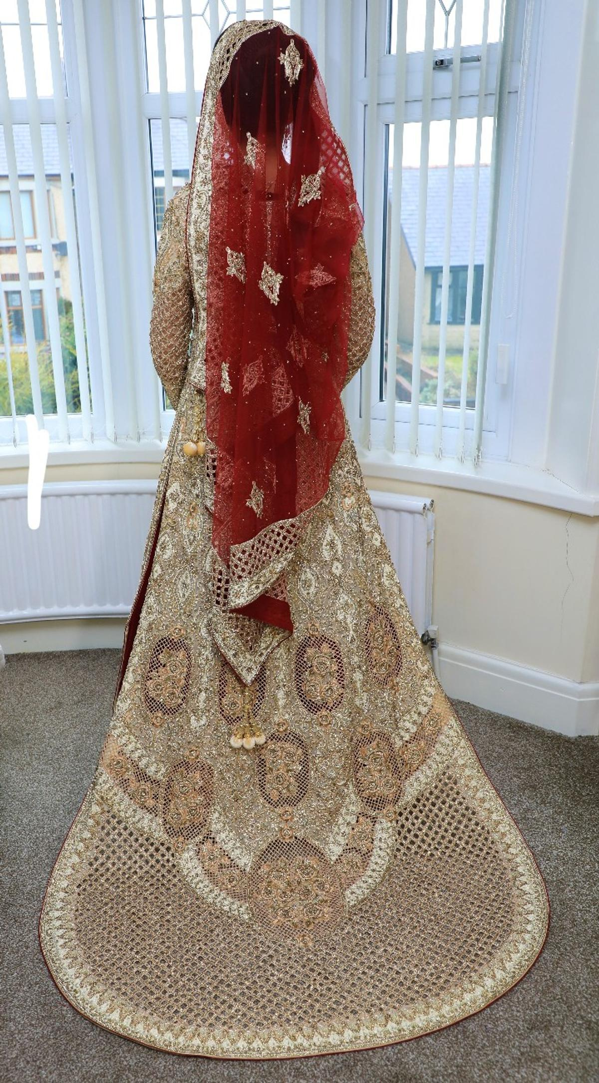 Asian Wedding Dress In Bolton For 1 000 00 For Sale Shpock