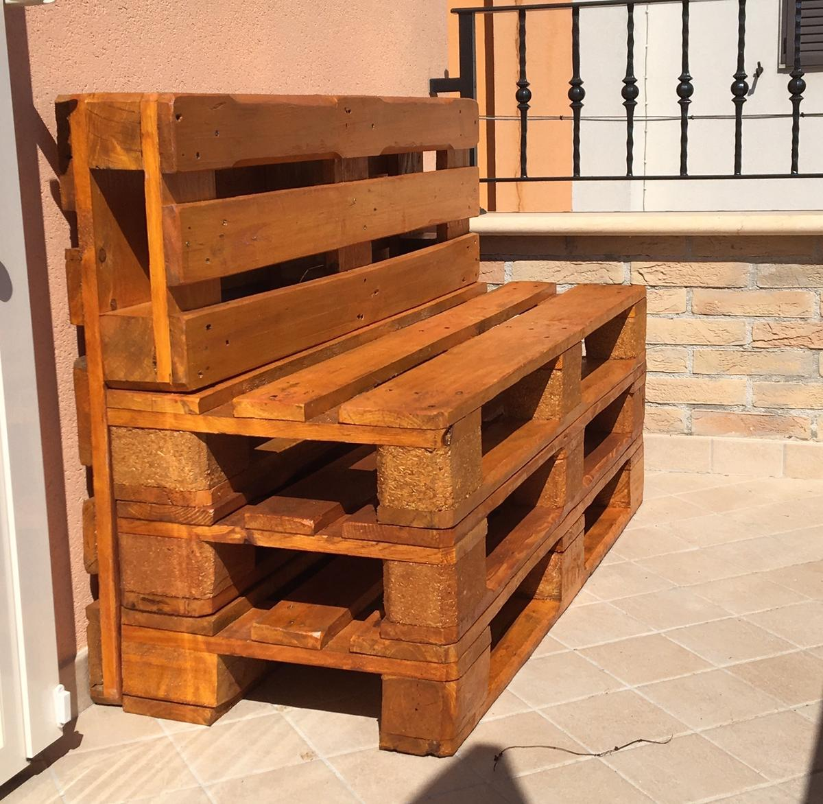 Panchina Divanetto In Legno Pallet In Mosciano Sant Angelo For