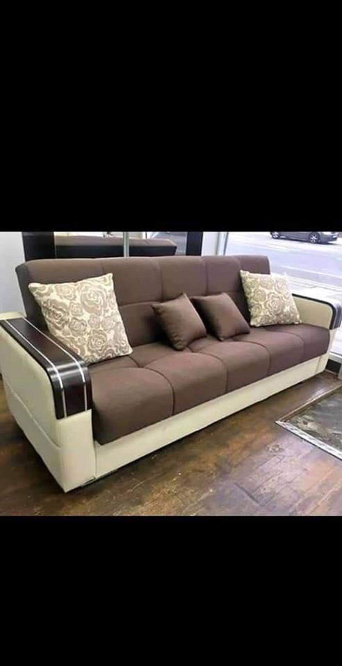 brand new 3 seater storage sofa bed for sale
