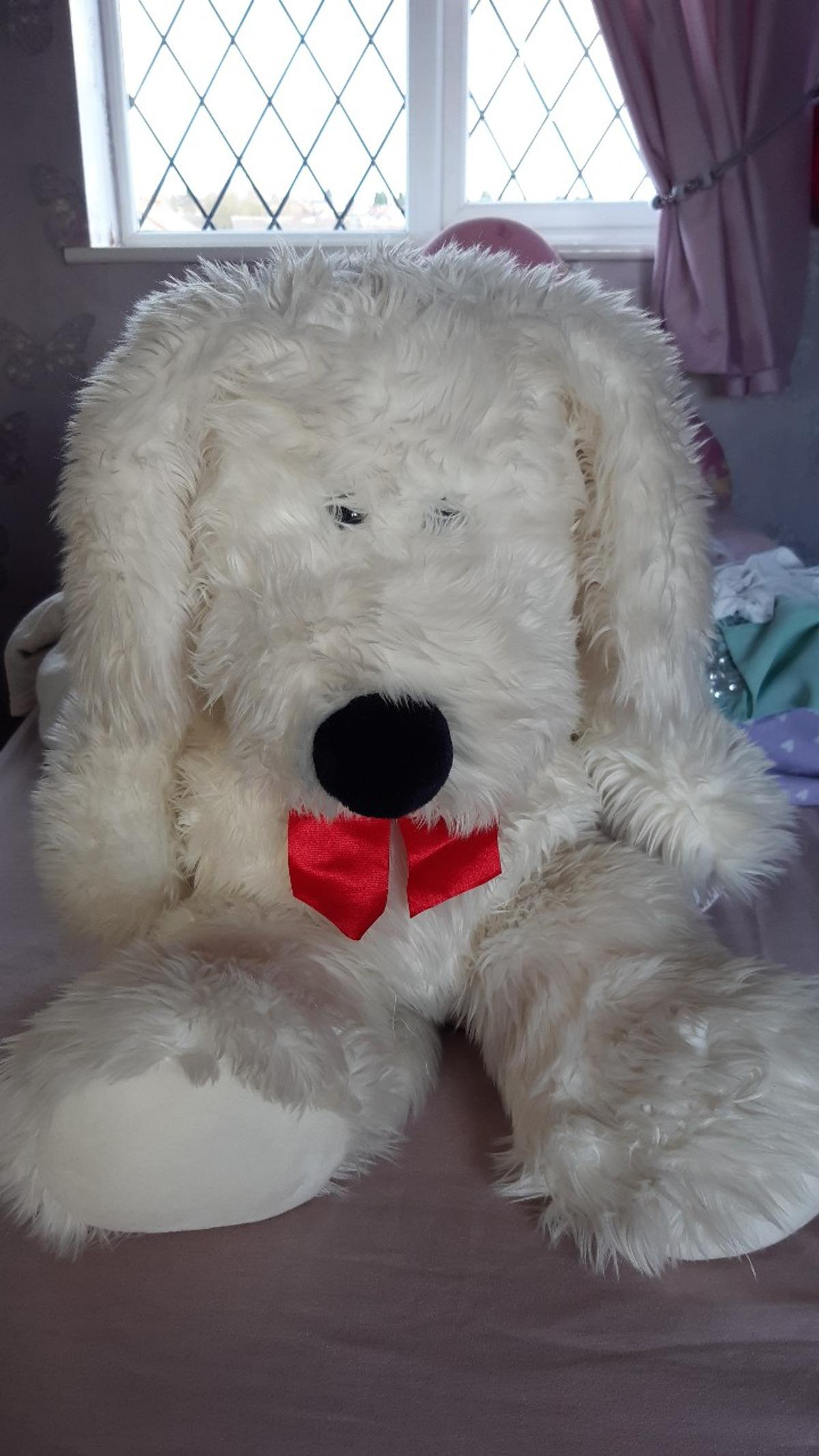 Hay Hay Chicken Stuffed Animal, Big Fluffy Teddy In Dy5 Dudley For 5 00 For Sale Shpock