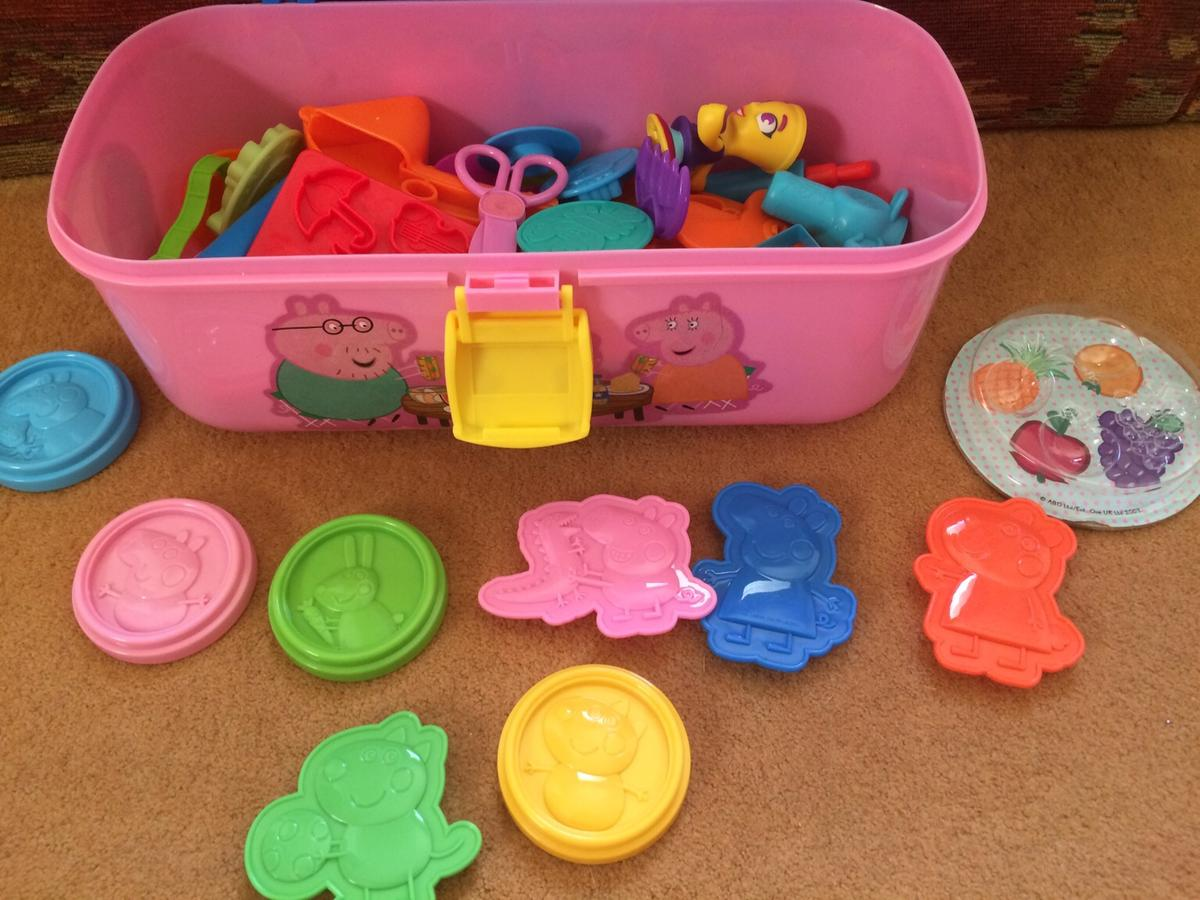 Peppa Pig Play Doh Set In Bl8 Bury For 3 00 For Sale Shpock