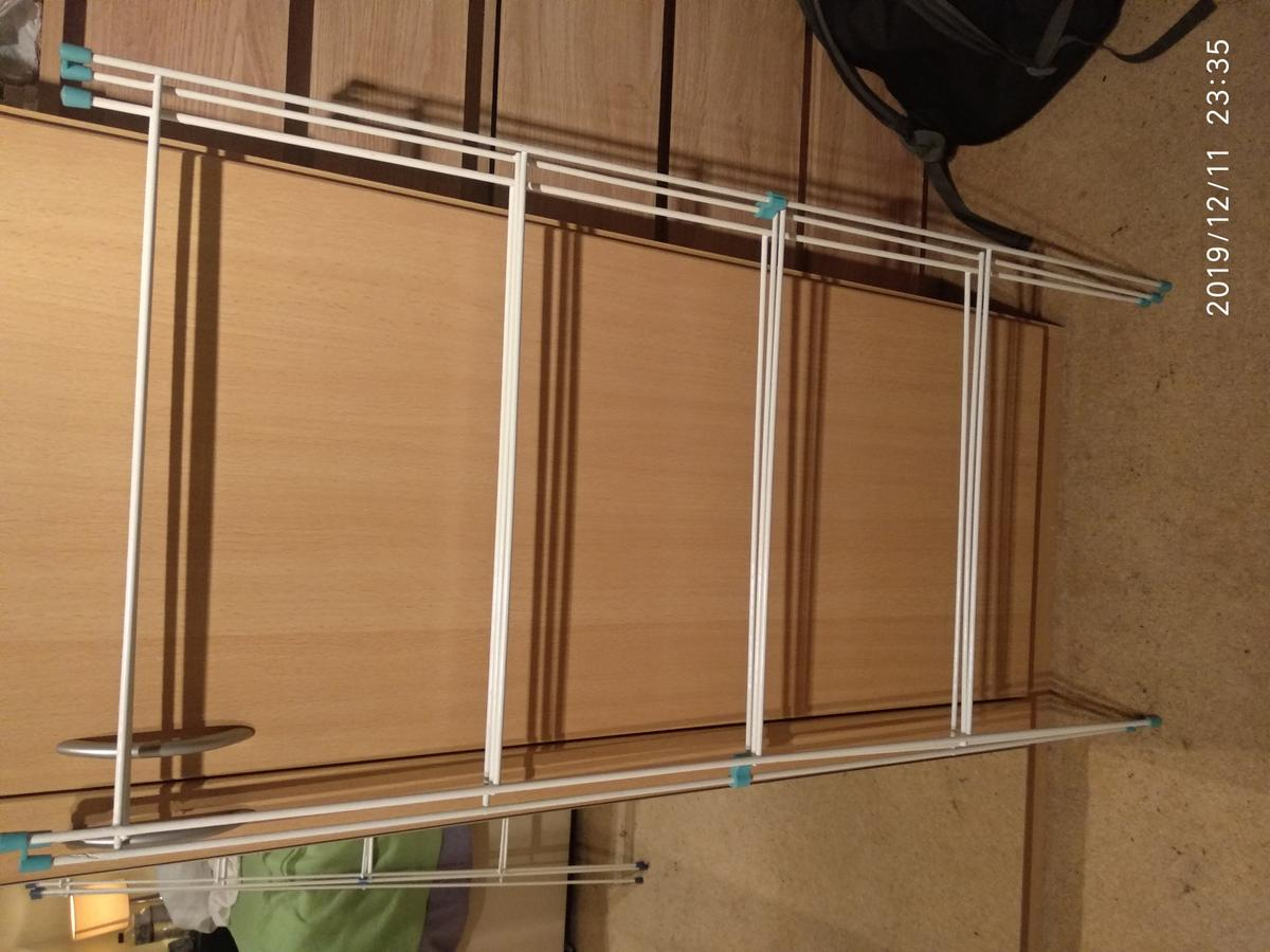 Clothes Horse 6m 3 Fold In Nw1 Camden For 8 00 For Sale Shpock