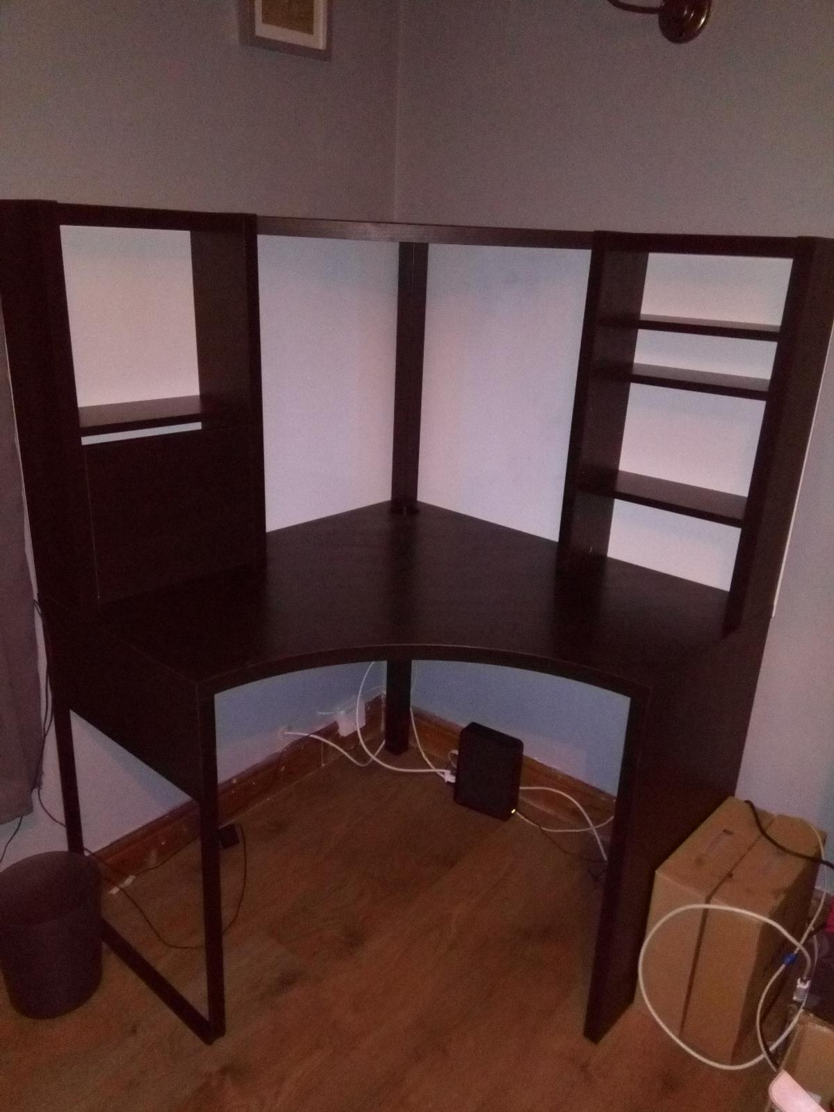 Ikea Computer Desk Workstation And Chair Set In Ng11 Nottingham For 40 00 For Sale Shpock