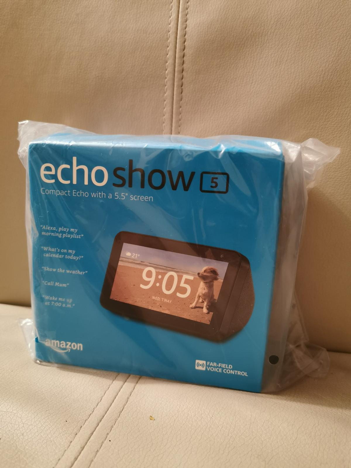 Amazon Echo Show 5 Brand New Sealed Rrp 80 In M16 Manchester