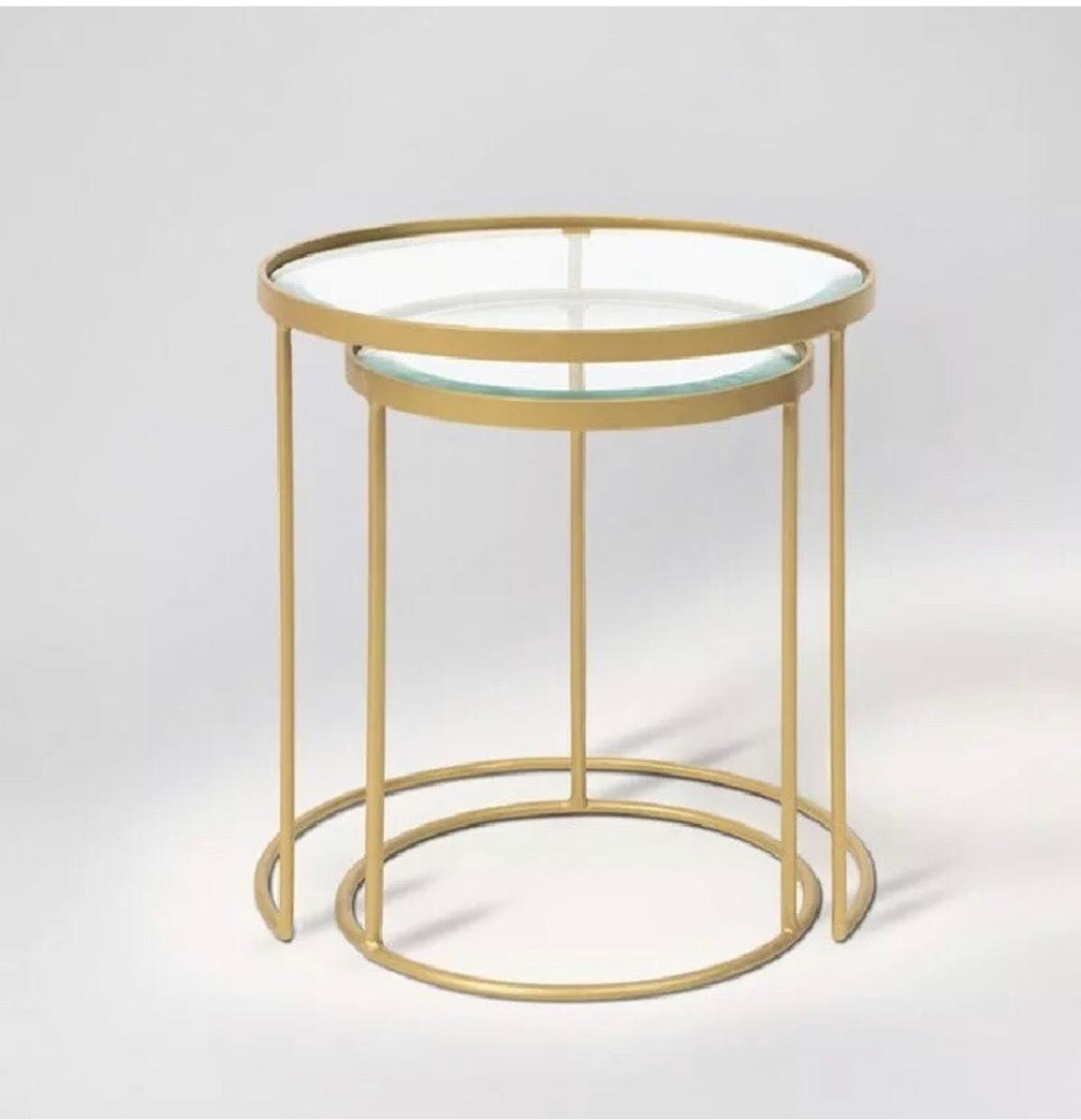 Swoon Seymour Nesting Tables Boxed In Cw10 Byley For 119 00 For