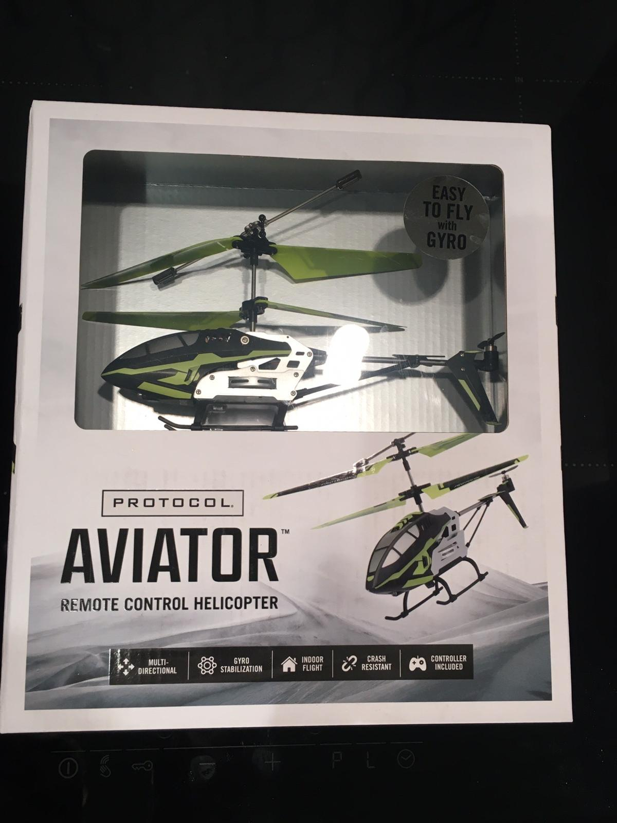 PROTOCOL AVIATOR Hélicoptère RC-Fly Indoor /& Outdoor