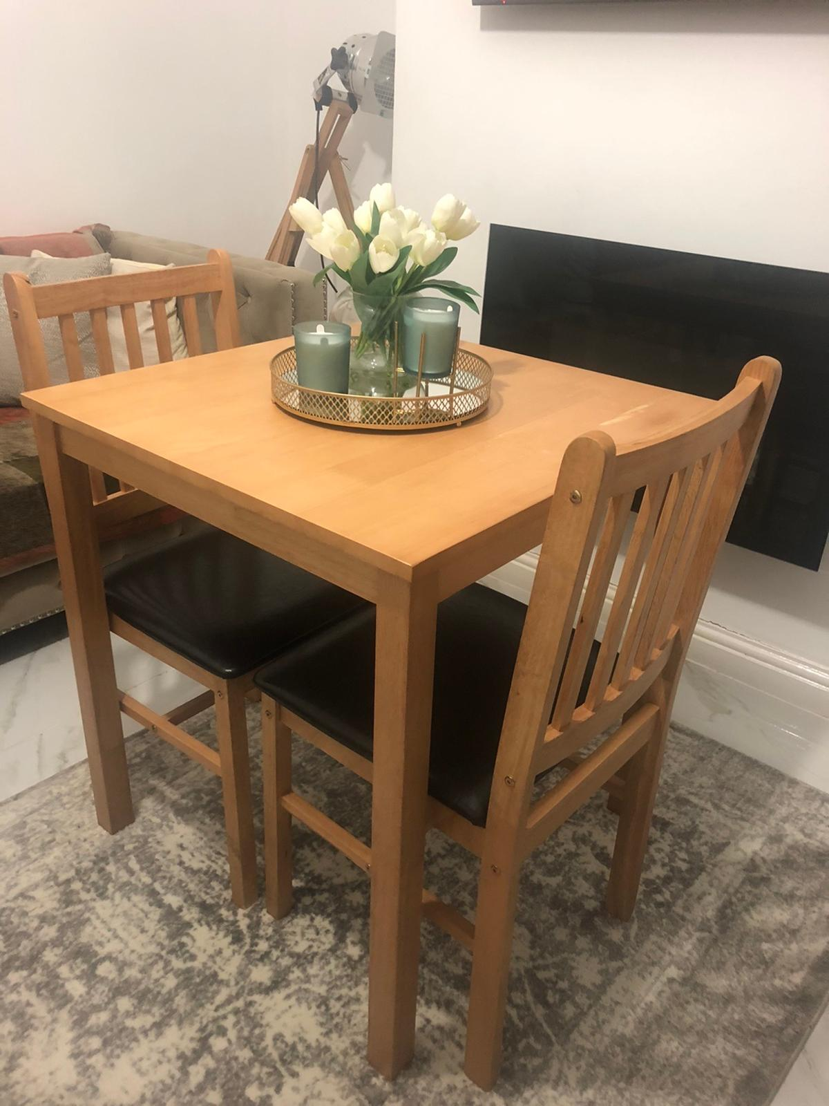 small dining table and 9 chairs in BB9 Burnley for £9.9 for ...