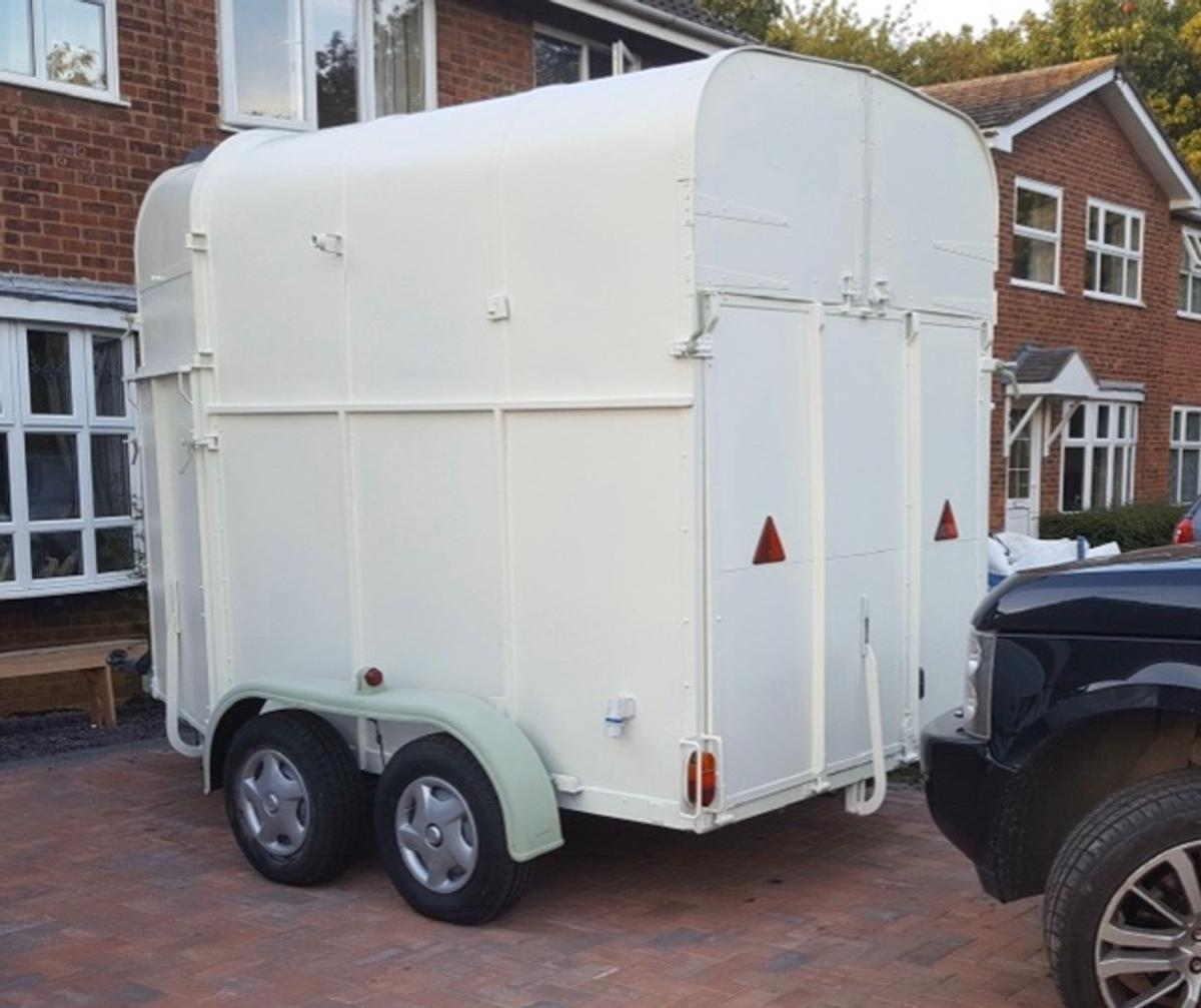 Fully Converted Horse Trailer Bar In Peterborough For 5 500 00 For Sale Shpock