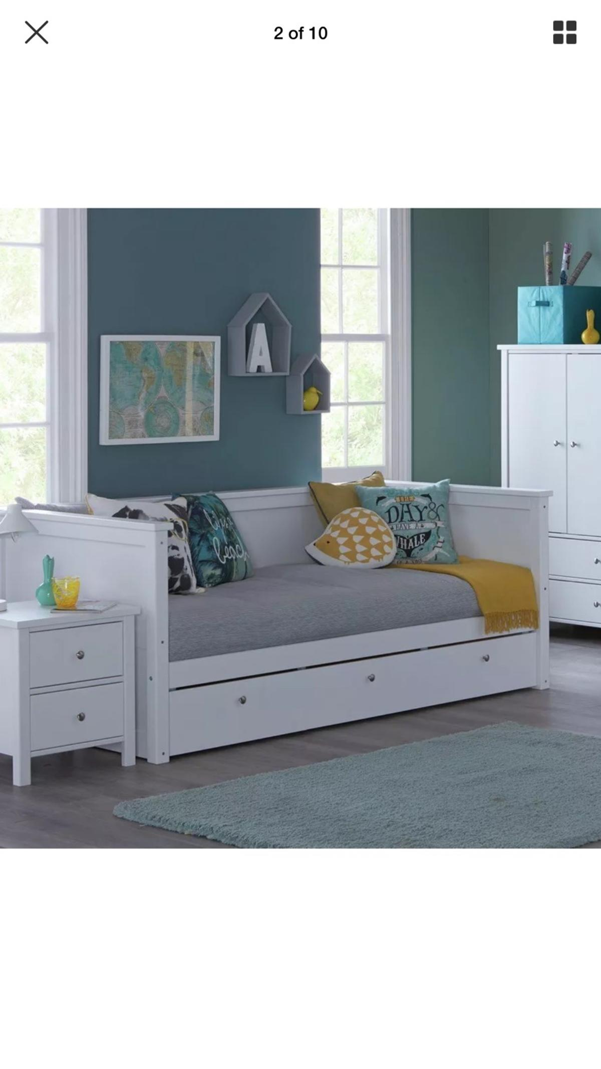 Argos Single Day Bed With Storage In En11 Broxbourne For 90 00 For Sale Shpock