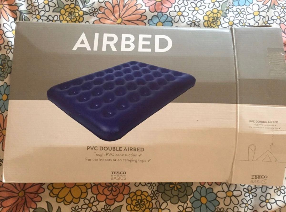 Picture of: Double Air Bed In London Borough Of Havering For 7 50 For Sale Shpock