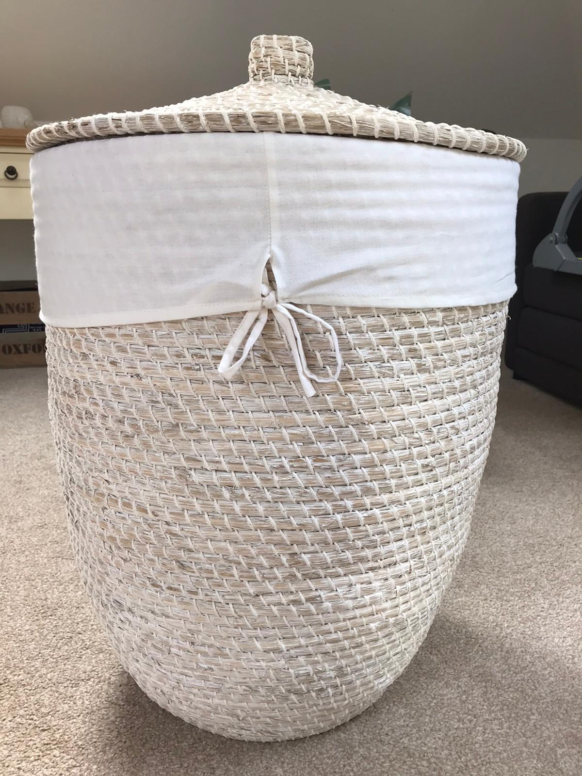 The White Company Laundry Basket In Ba1 Bath For 130 00 For Sale Shpock