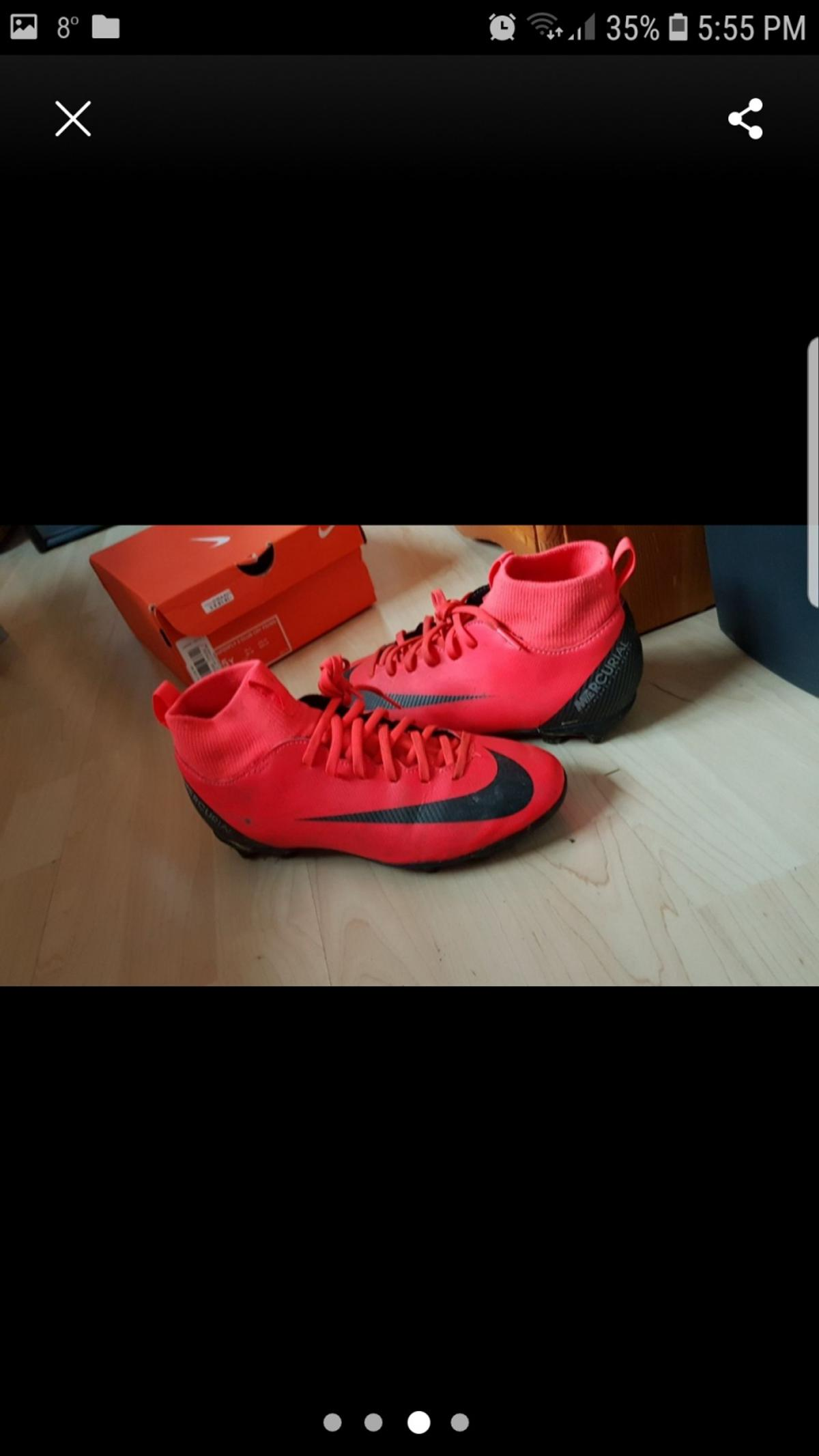 Nike Superfly Club 6 CR7 TF Football Shoes For Men .