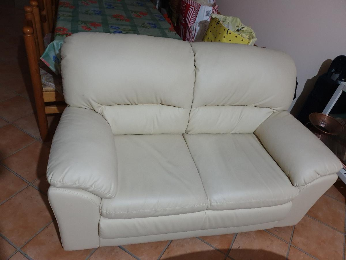 Divano 2 Posti Ecopelle.Divano 2 Posti Ecopelle In Lariano For 90 00 For Sale Shpock