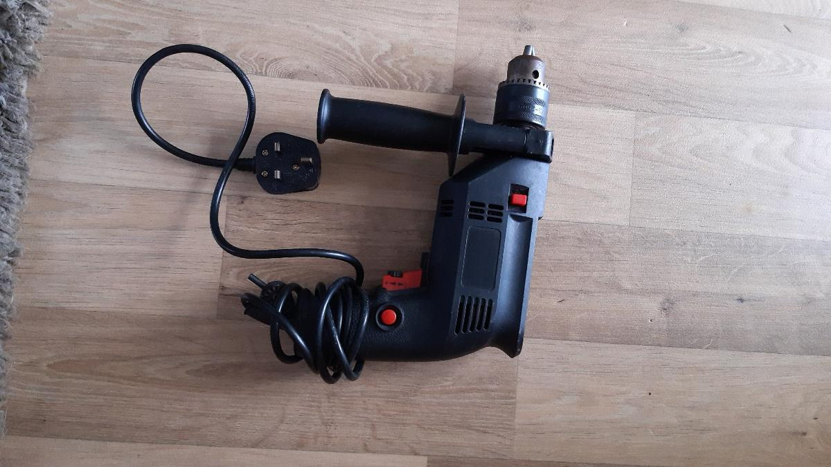all working hammer drill
