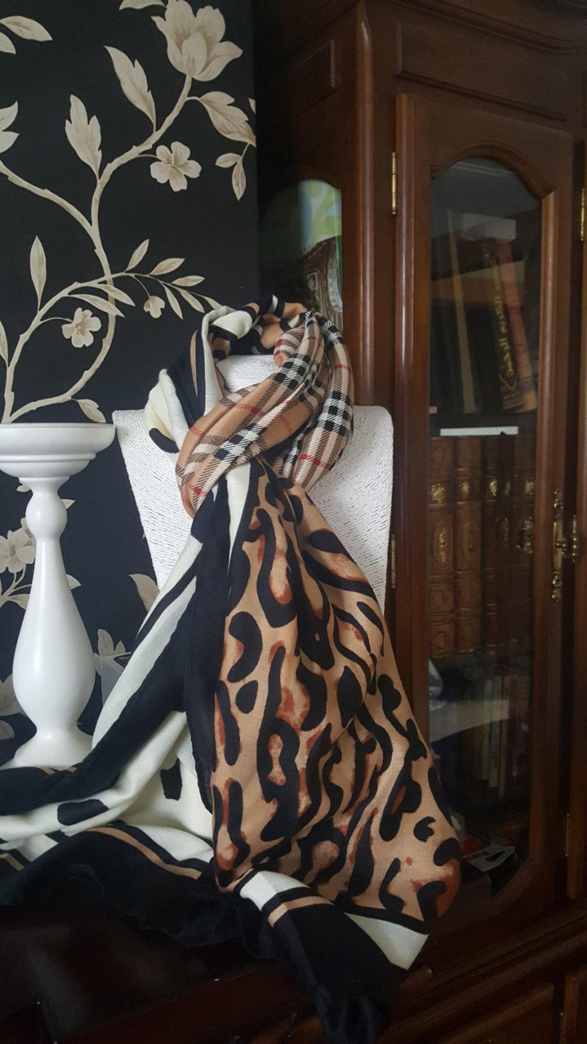 lovely new scarf pick up or I can post thanks postage £3