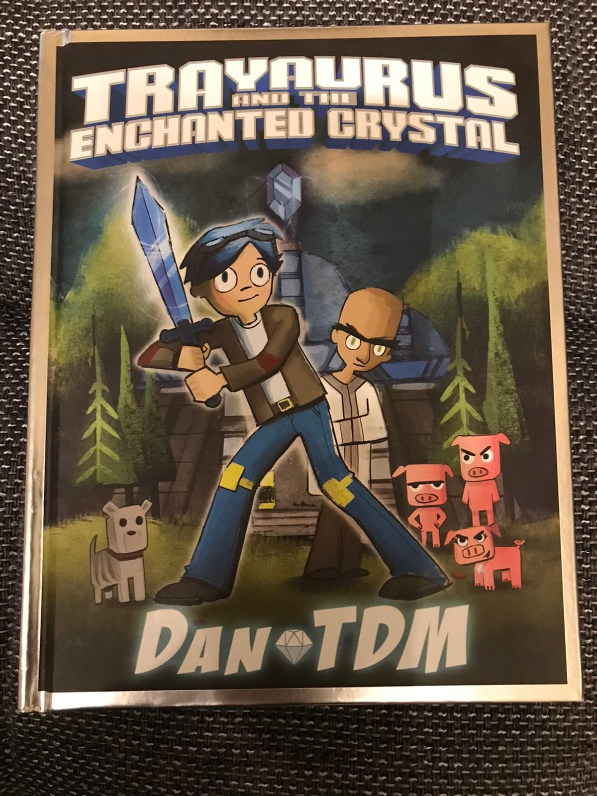 Dan TDM Book Like new, excellent condition Collection or plus postage