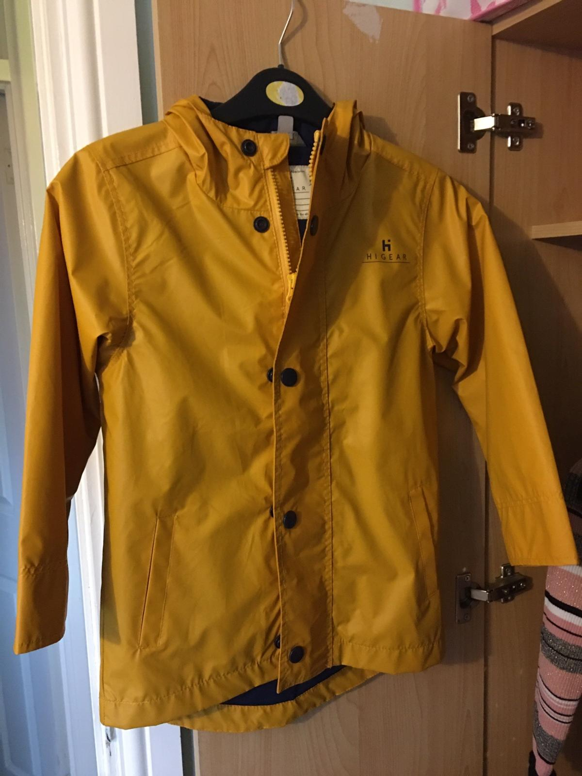 7-8 coat, only worn once.
