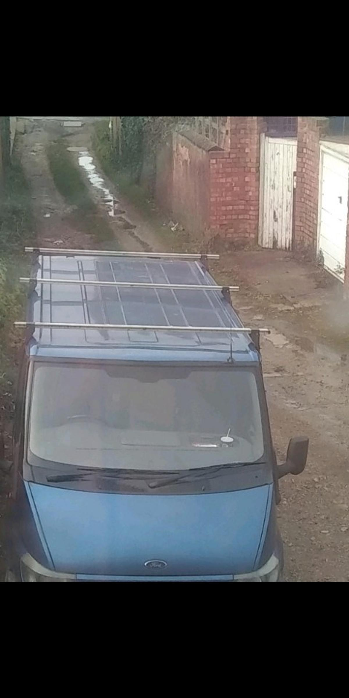 Transit van roof rack In good condition can deliver