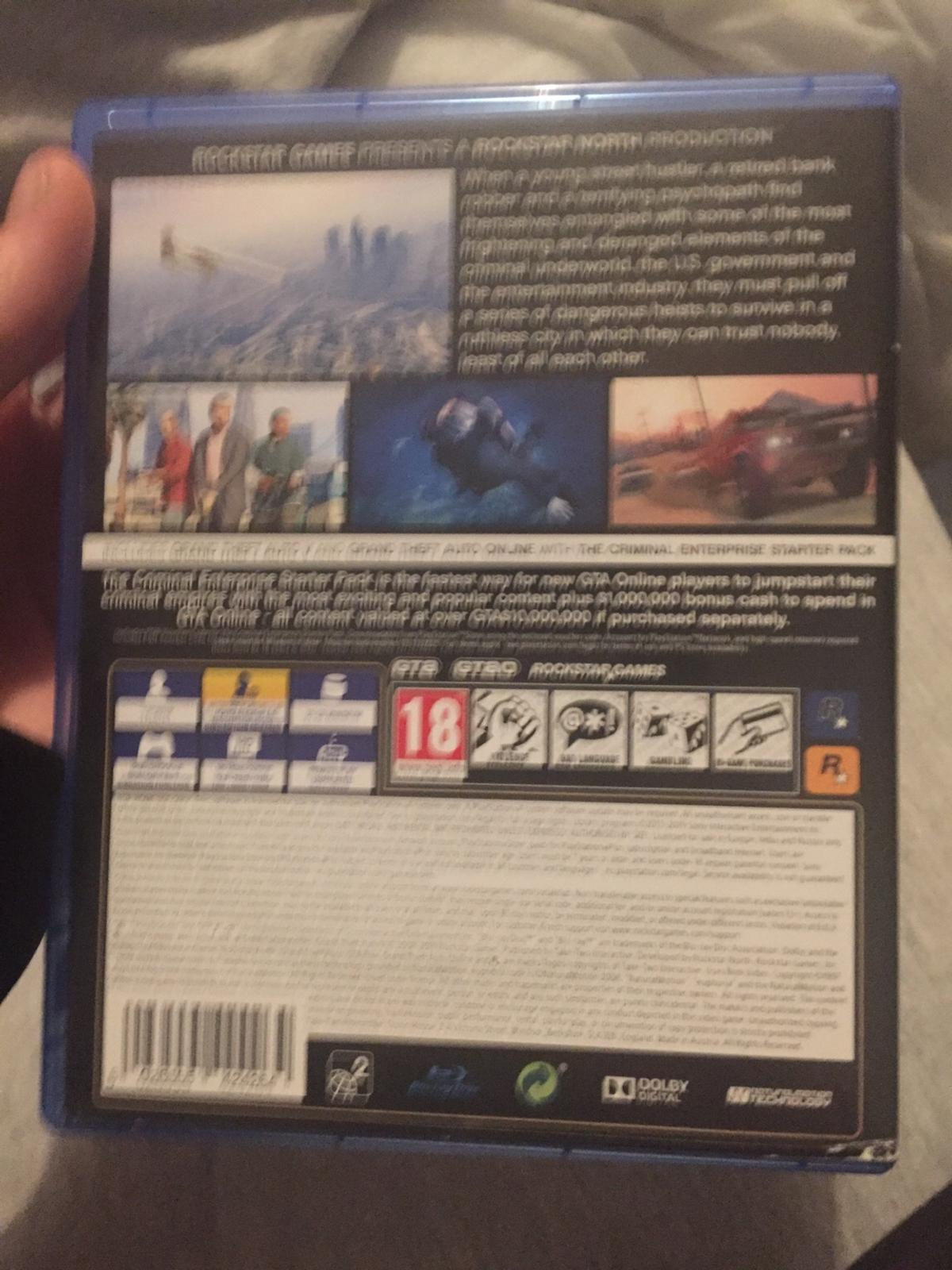 Brand new code never been used for ps4