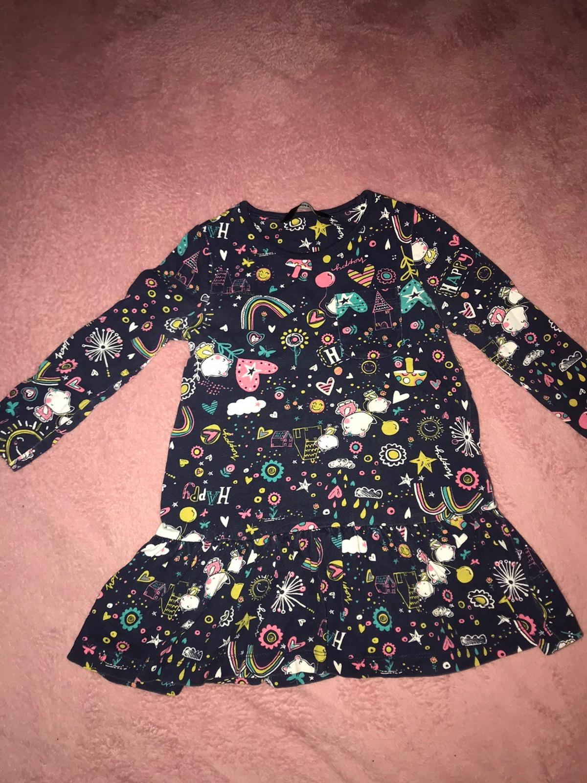 Baby Girl Asda Dress 2-3 Years  Used condition- sadly too small for my daughter.  Collection only from Belvedere DA17 Available on other sites- no offers thanks