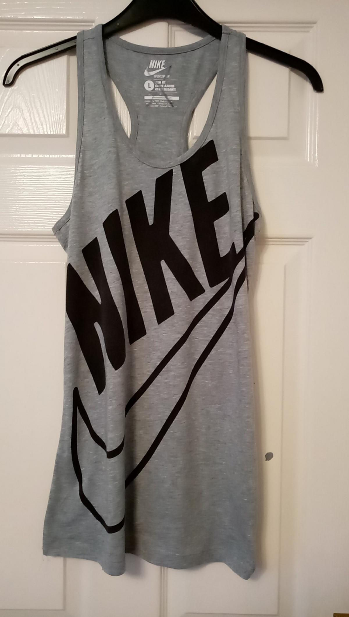 Nike Vest Top good condition size Large,