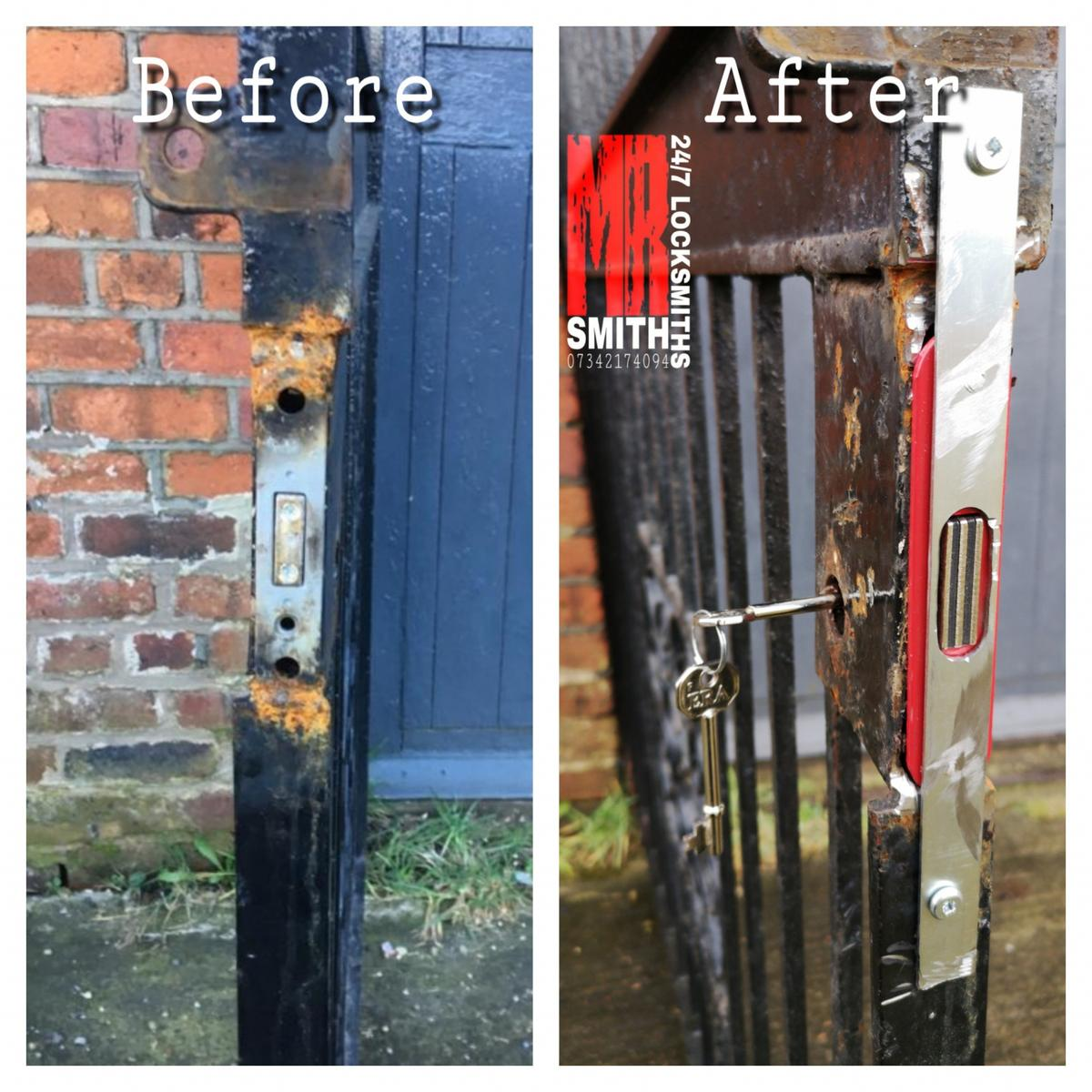 Reliable and Recommended, 24hr Emergency Locksmiths in Leeds, covering the whole of West Yorkshire.  Gain Entry (if you're locked out or in) UPVC Repairs (Windows or Doors) Lock Replacement (incl. Garages) Lock Upgrades (High Security TS007) Security Gate Locks (Subject to Survey) Digital Locks (Mechanical Push Button) No Call Out Charge No VAT No Hidden Extras Liability Insurance and DBS Checked  Check out Mr Smith's reviews on social media or Google  From £60 plus Parts