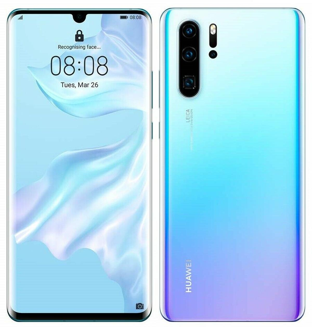 P30 PRO UNWANTED GIFT, AS NEW, ON O2, OBVIOUSLY MINT CONDITION LEYFIELDS £480 ONO