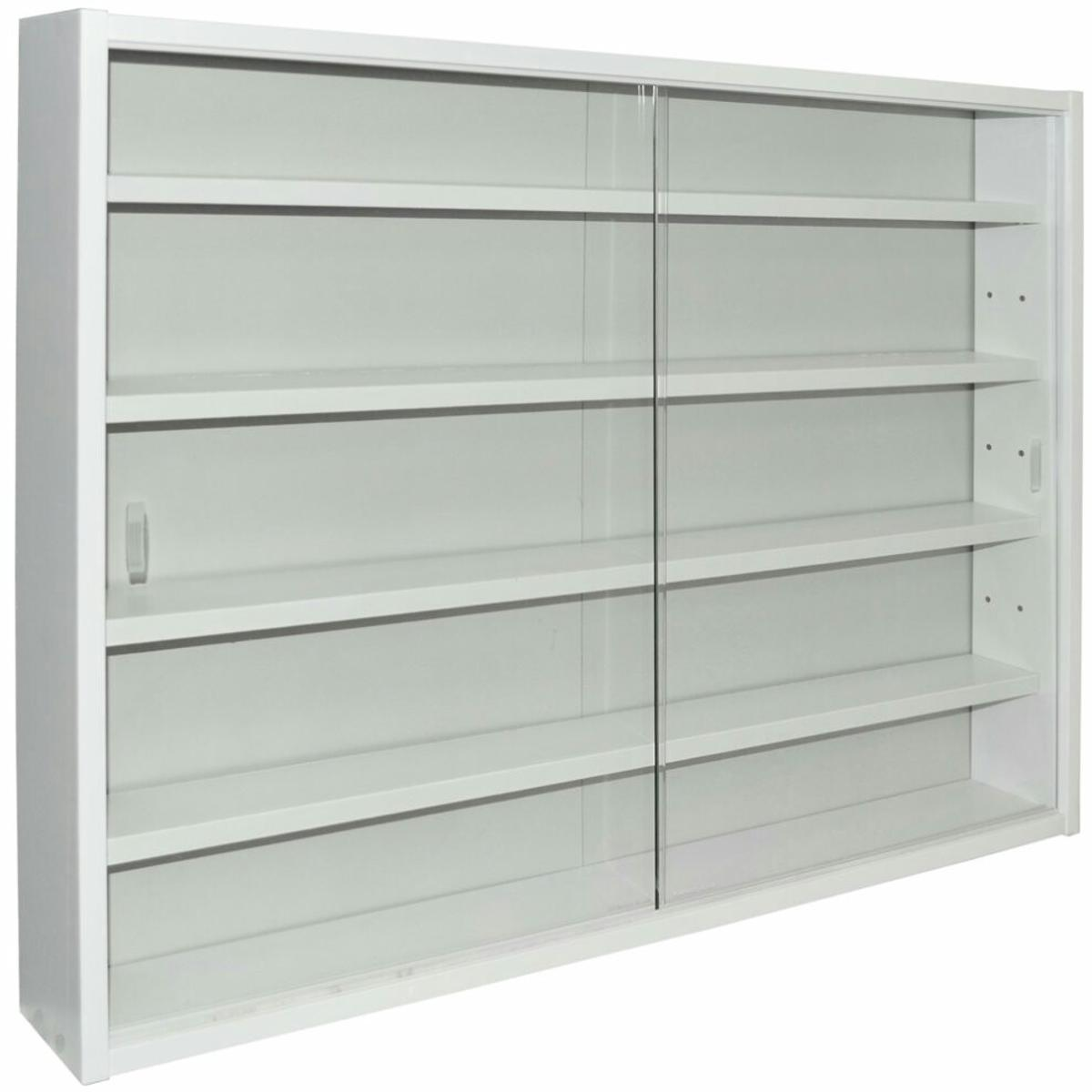 ****.... WANTED PLEASE ...**** Looking for a WHITE Glass wall display cabinet In Good Condition (Like/Similar to the one in the Photo, but must be White) If anyone has one for Sale, please send me a message with Price, Size & Where Collection is,.. Thank You Middlesbrough Area