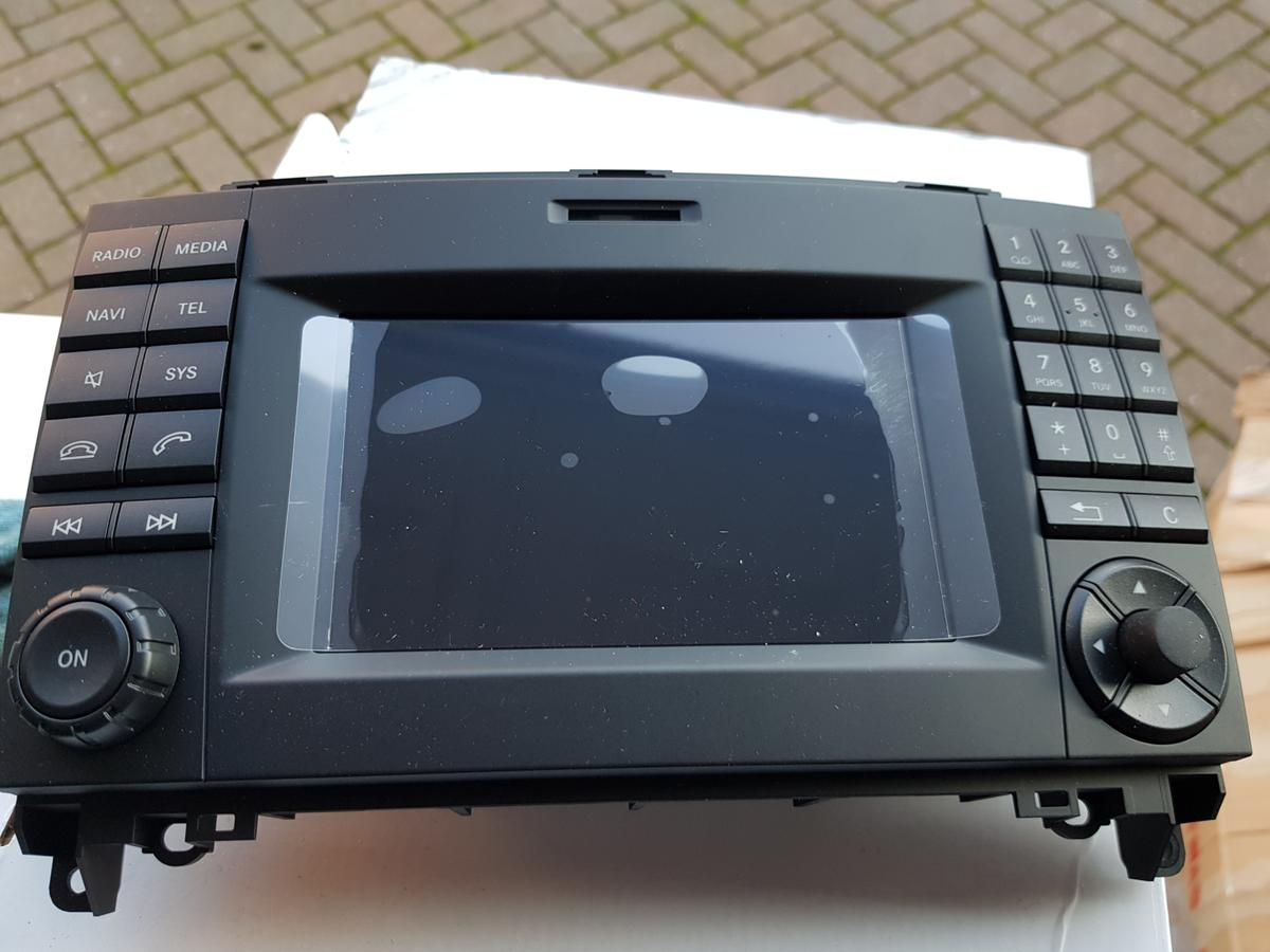 Brand new out of my vehicle had upgraded retro fit sat nav fitted been I box ever since