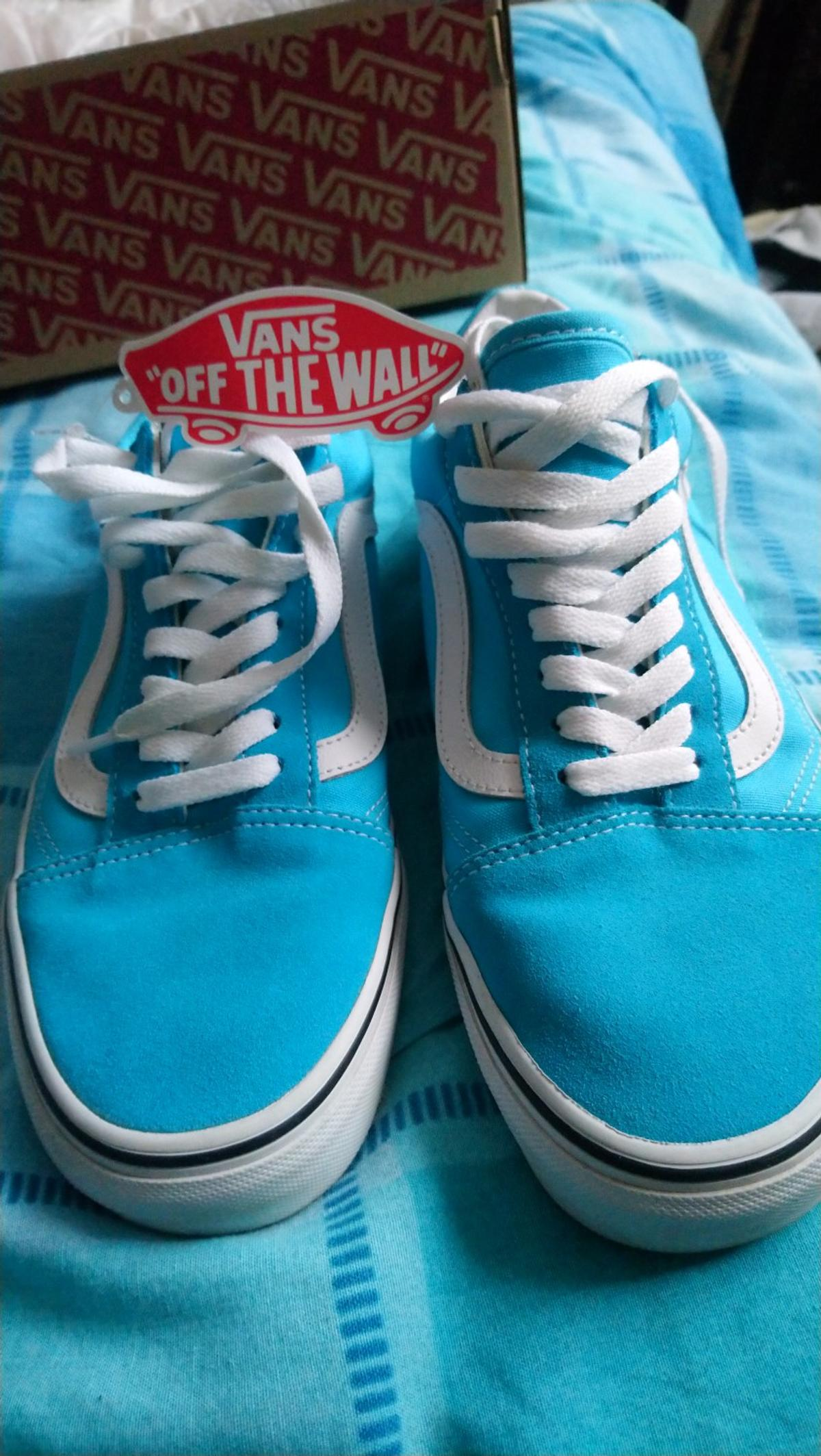 Brand new with tags unisex vans size 6.5 £35 ono