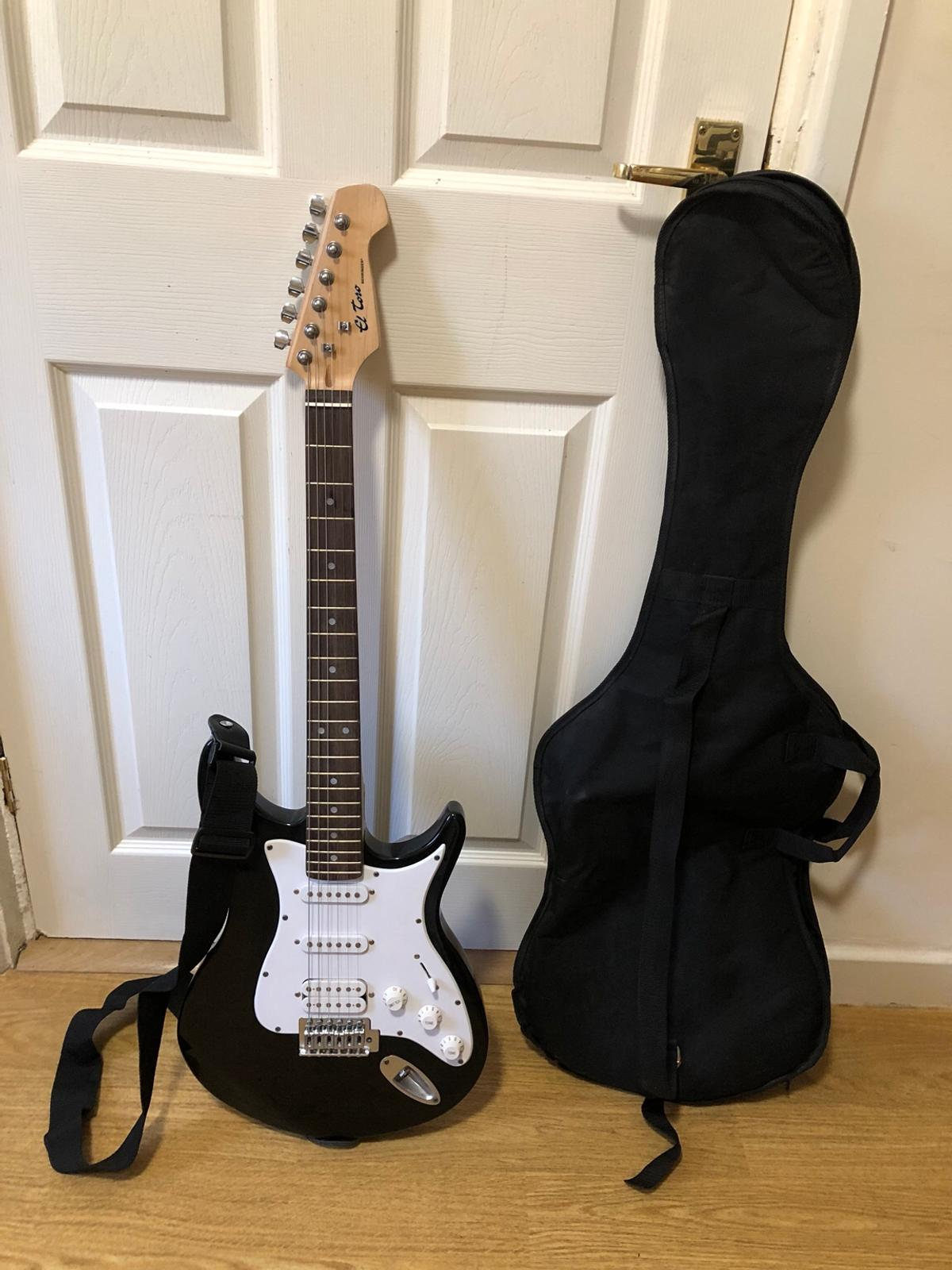 El Toro by Behringer Electric Guitar with Case