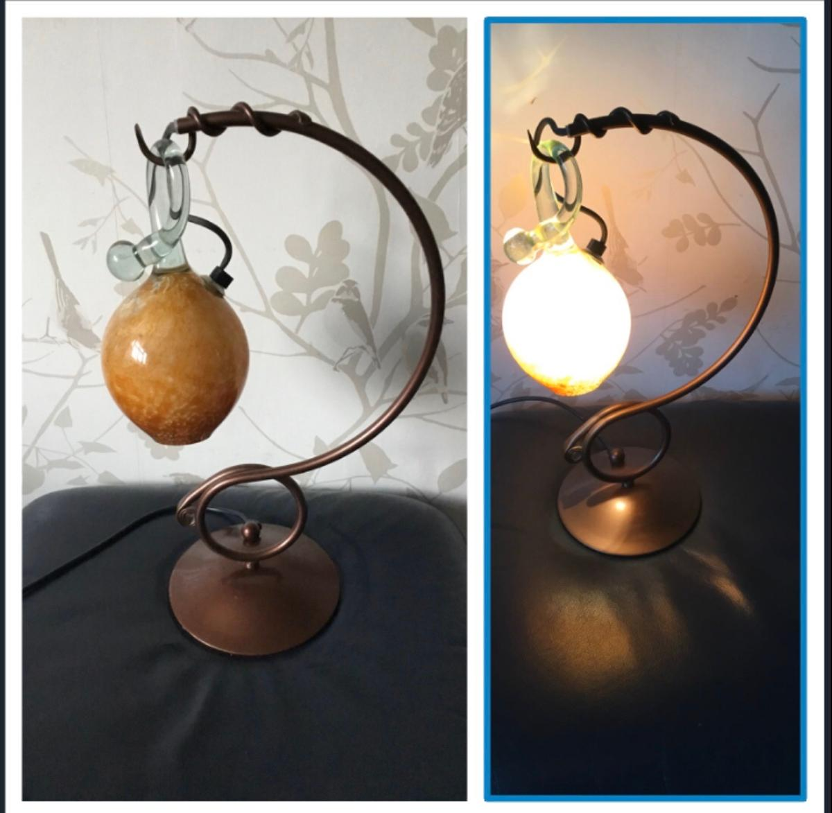 """Nice unusual item in good condition, it measures approximately 17""""in height and 9 1/2"""" across"""