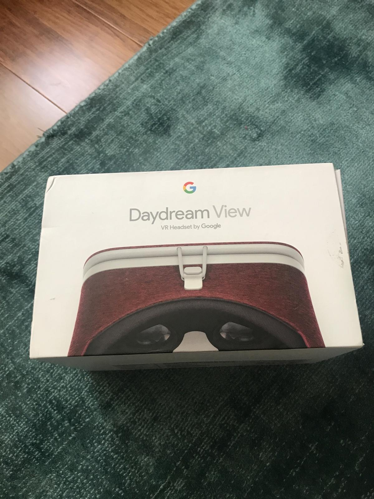 VR headset by google Never used. Boxed NEW