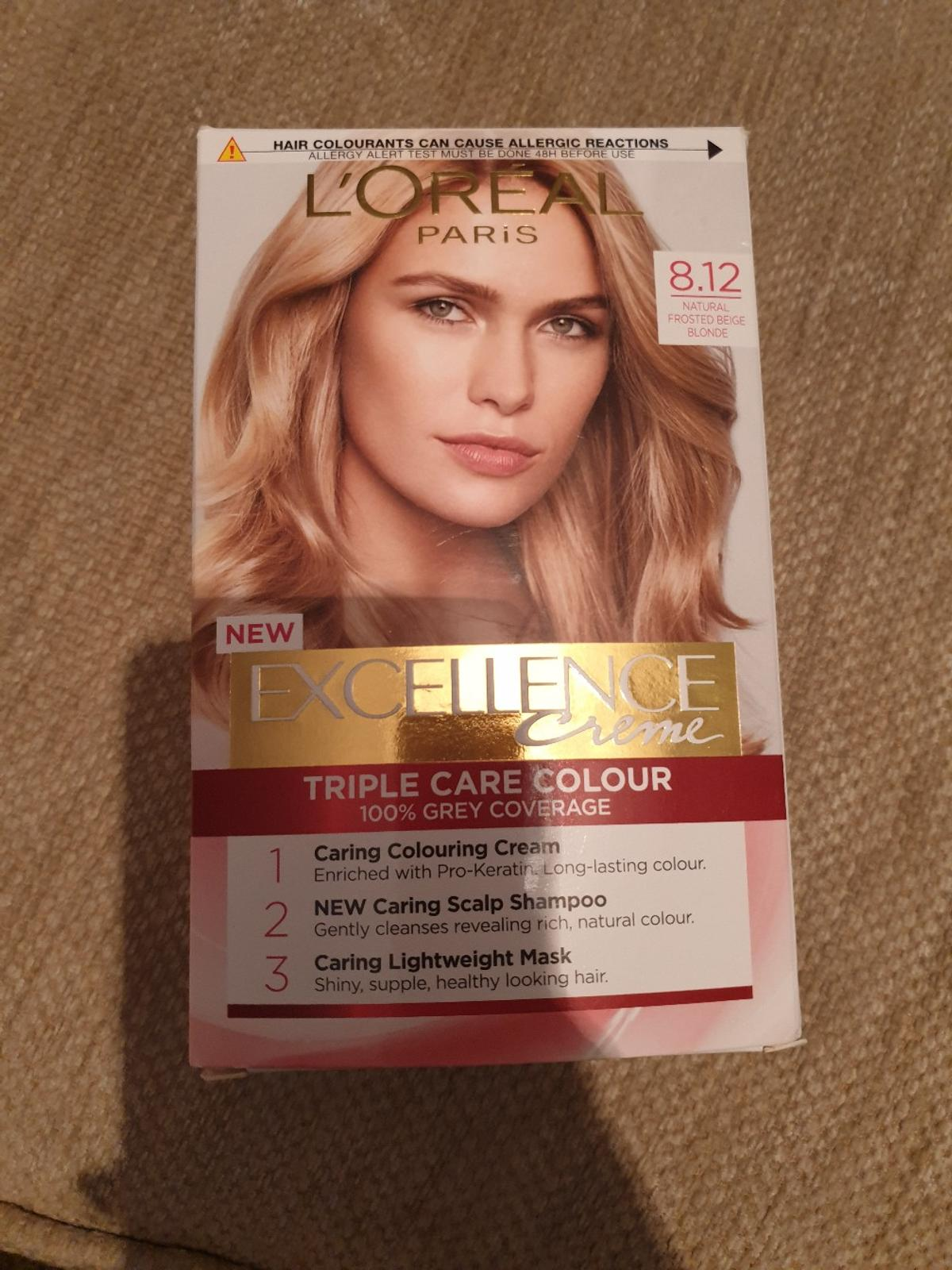 Natural Frosted Beoge Blonde