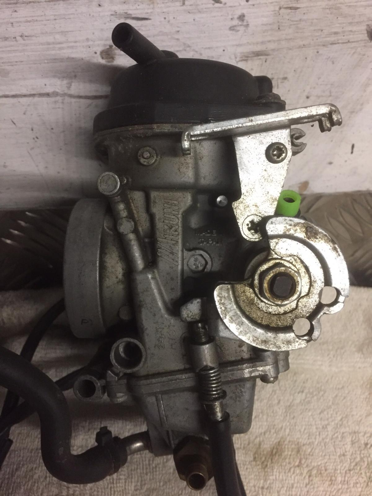 Suzuki drz 400 carb from a 2008 model bike all in working condition had rebuild kit not to long ago , selling as no longer have use for it , some other drz 400 parts there message me with what your looking for