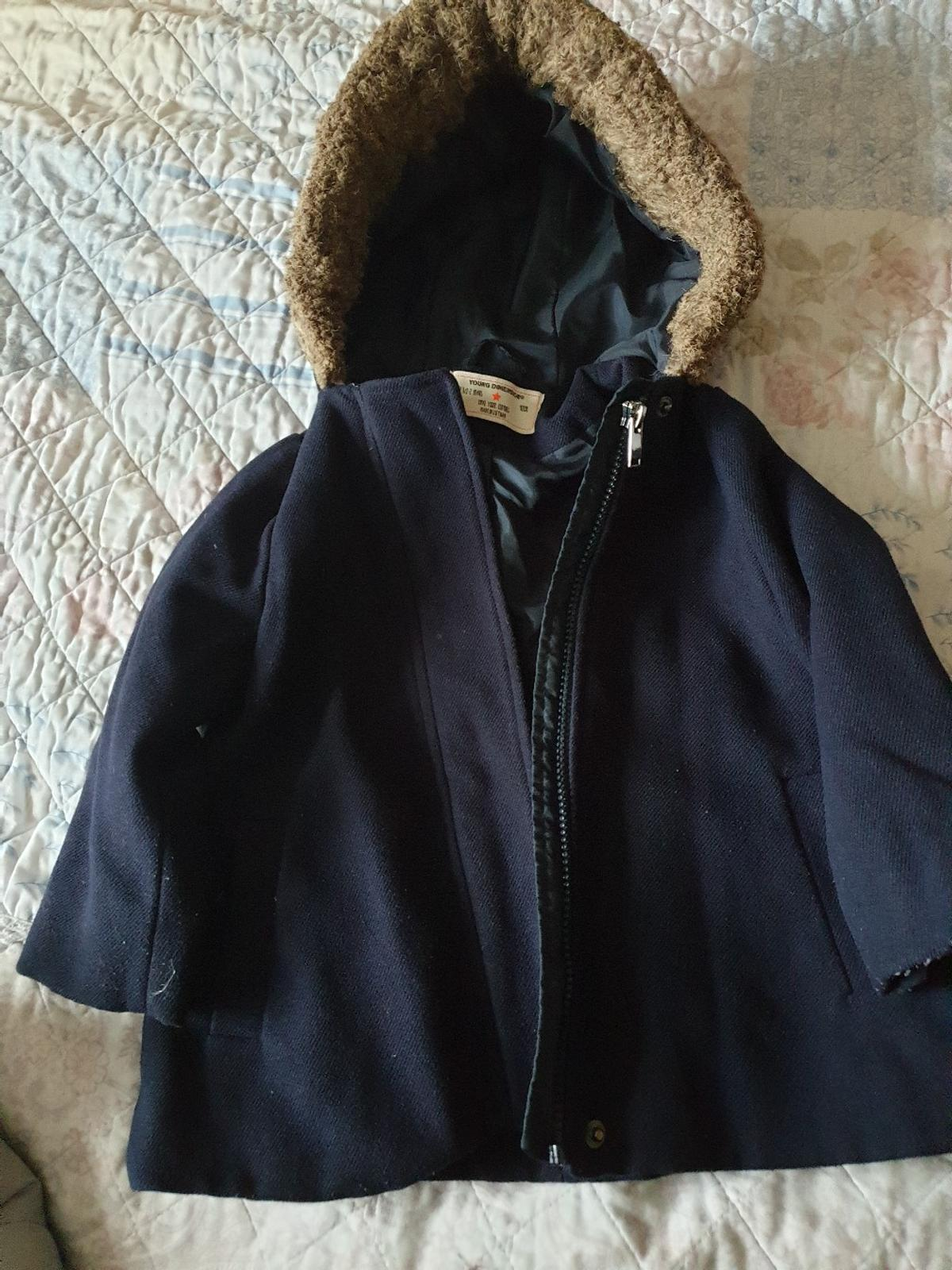 Worn but still got a lot more wear. Having a big clear out of all my unwanted daughter coats that no longer fit or is needed. Size: 1-2 Years From a pet and smoke free home I have over 300 items for sale Please check out my other items Sold as seen No Refunds