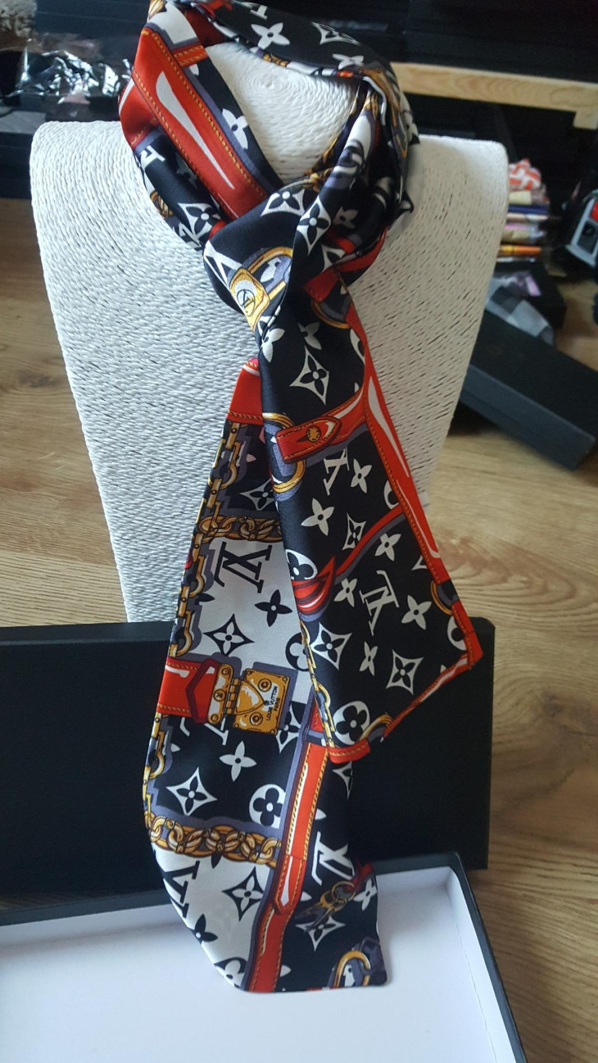 lovely new boxed scarf pick up or I can post thanks postage £3