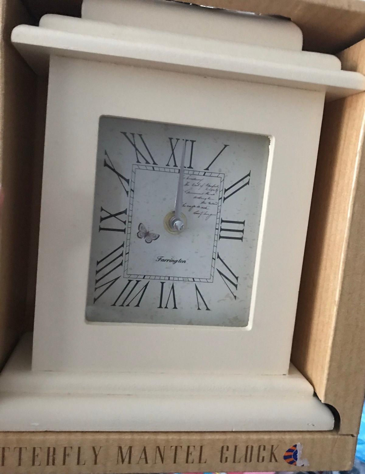 Mantle clock collect b27 no offers