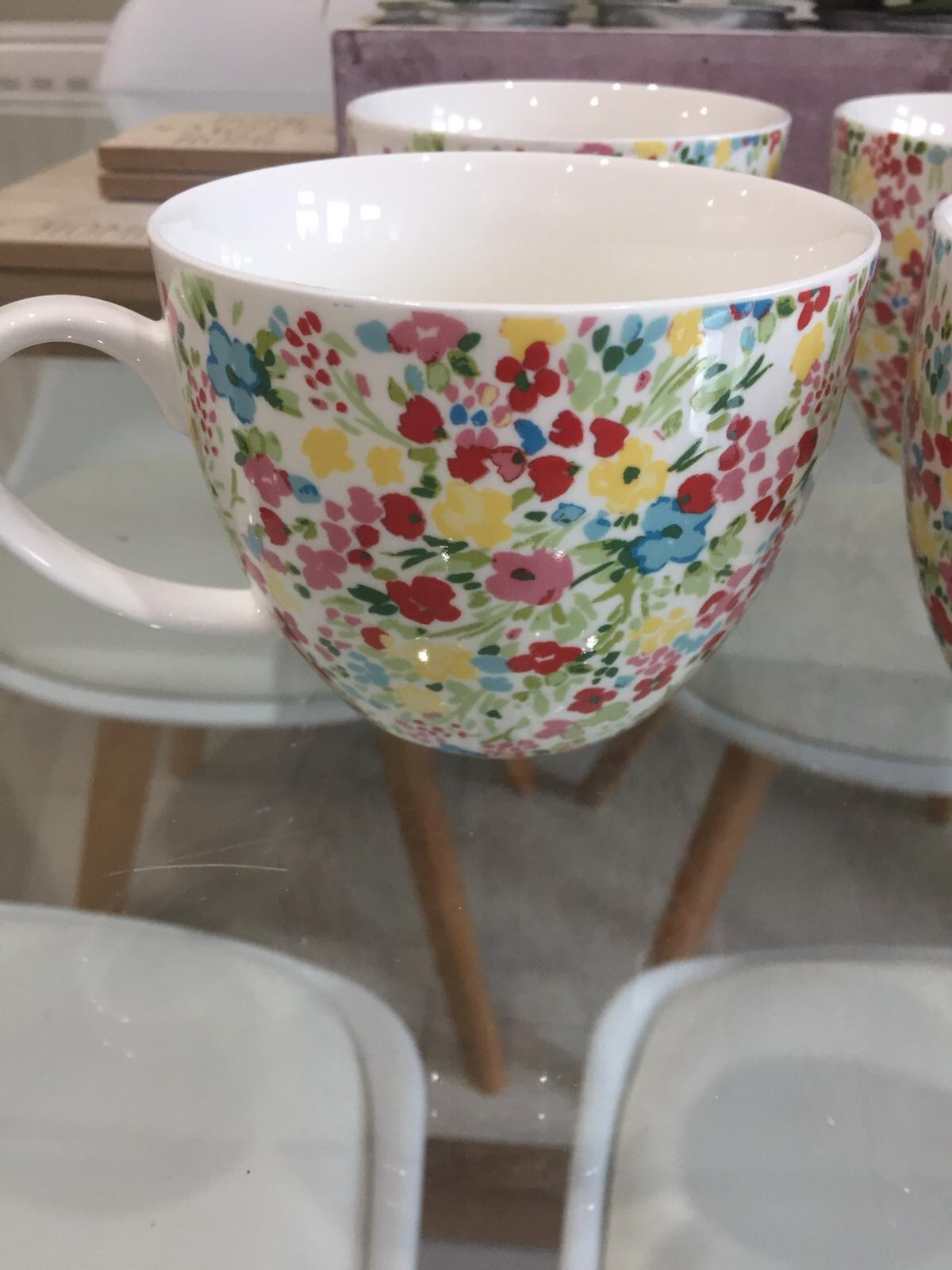 4 cups Excellent condition From a clean, smoke and pet free home. Pick up only please Please check out my other items
