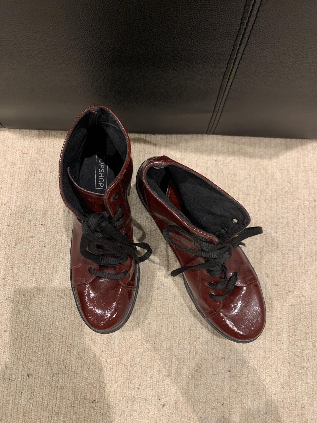 Brand: TOPSHOP Condition: Very good (Used twice) Size: UK 6 EU 39 Can also COLLECT if more convenient.