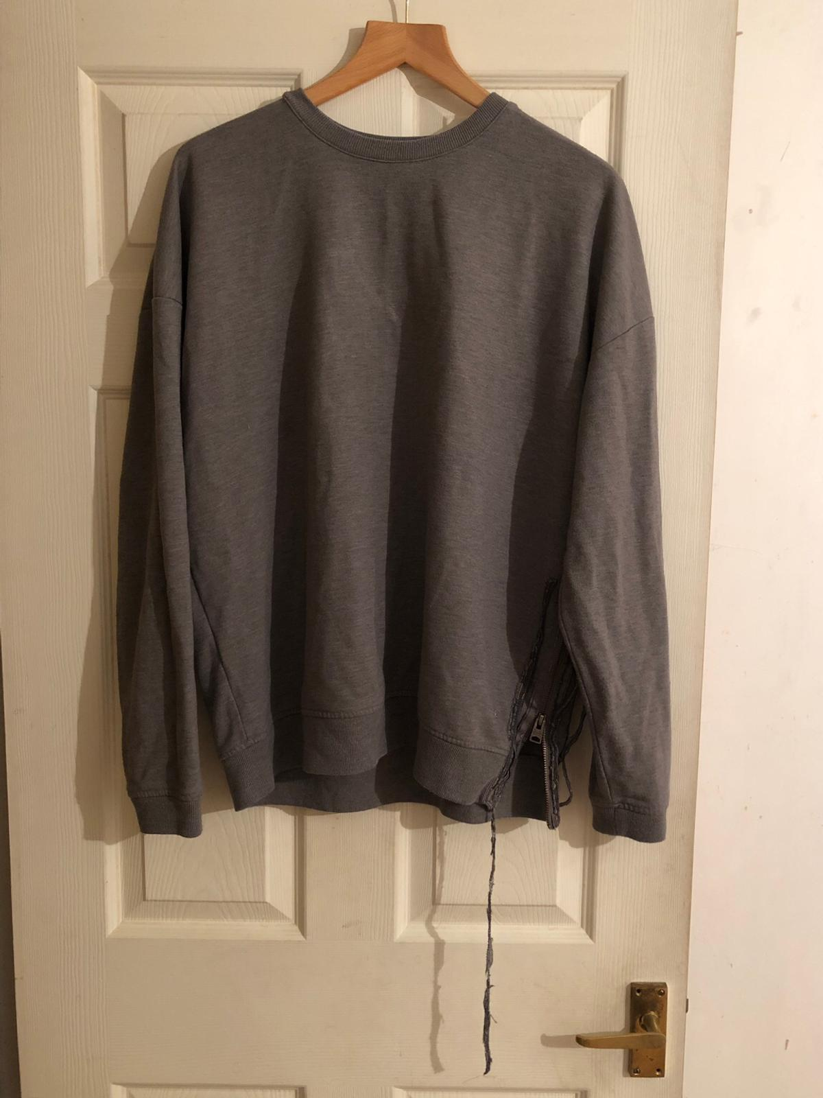 Men's Allsaints jumper worn once, Can post for an additional cost. Size medium