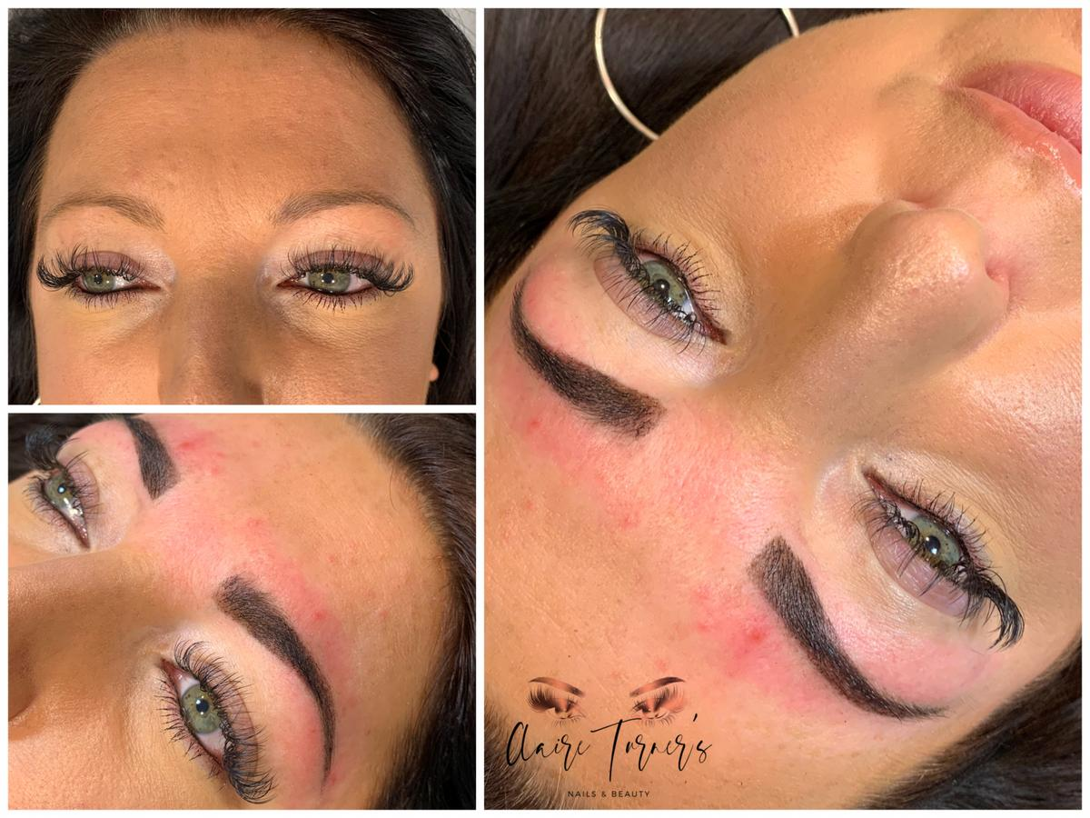 Henna brows and other treatments available in a lovely friendly little salon in sawbridgeworth