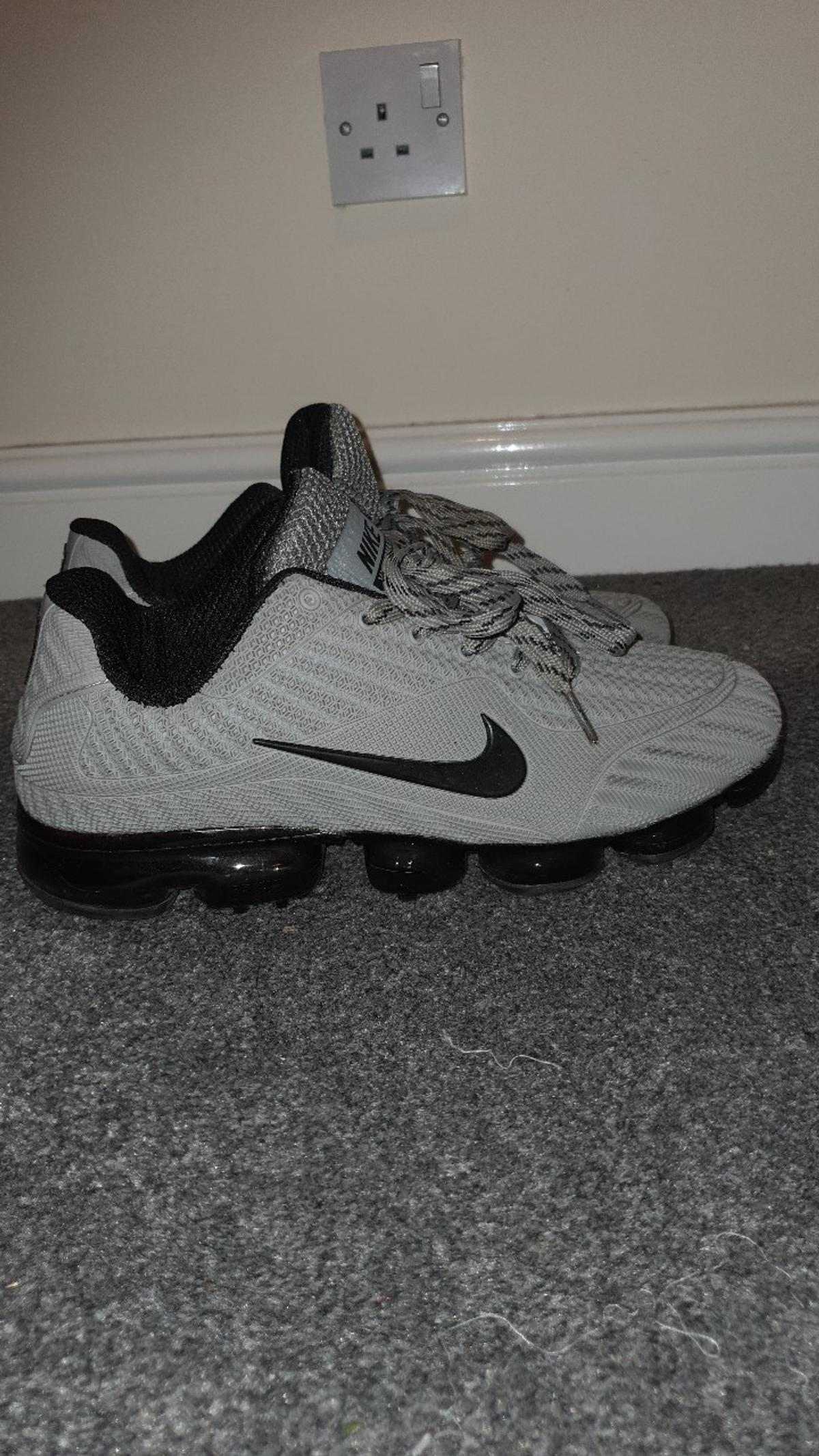 Pair of Nike Vapormax UK size 8.5  Barely worn  Cash on collection